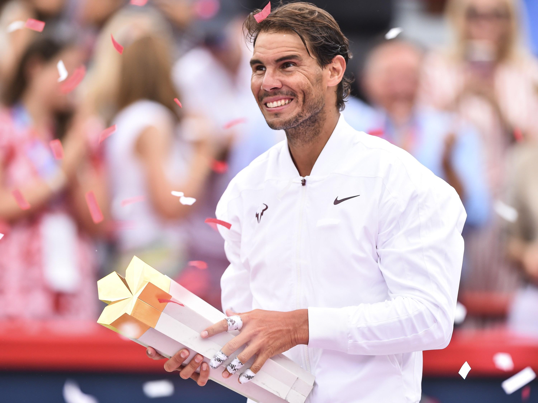 Tennis - ATP - Nadal roi de Montréal et des Masters 1000