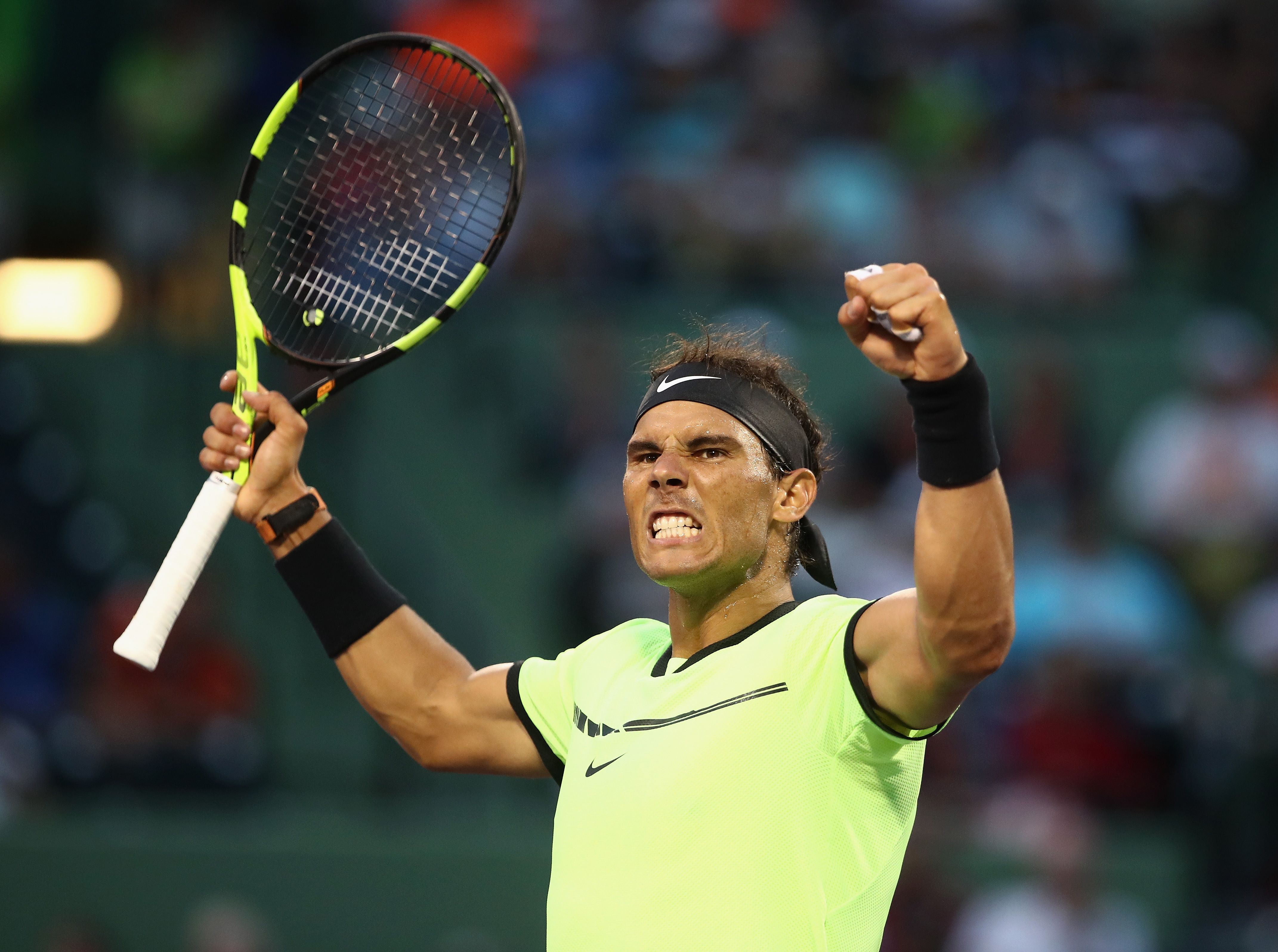 Tennis - ATP - Nadal se fait peur pour sa 1000e et attend Mahut