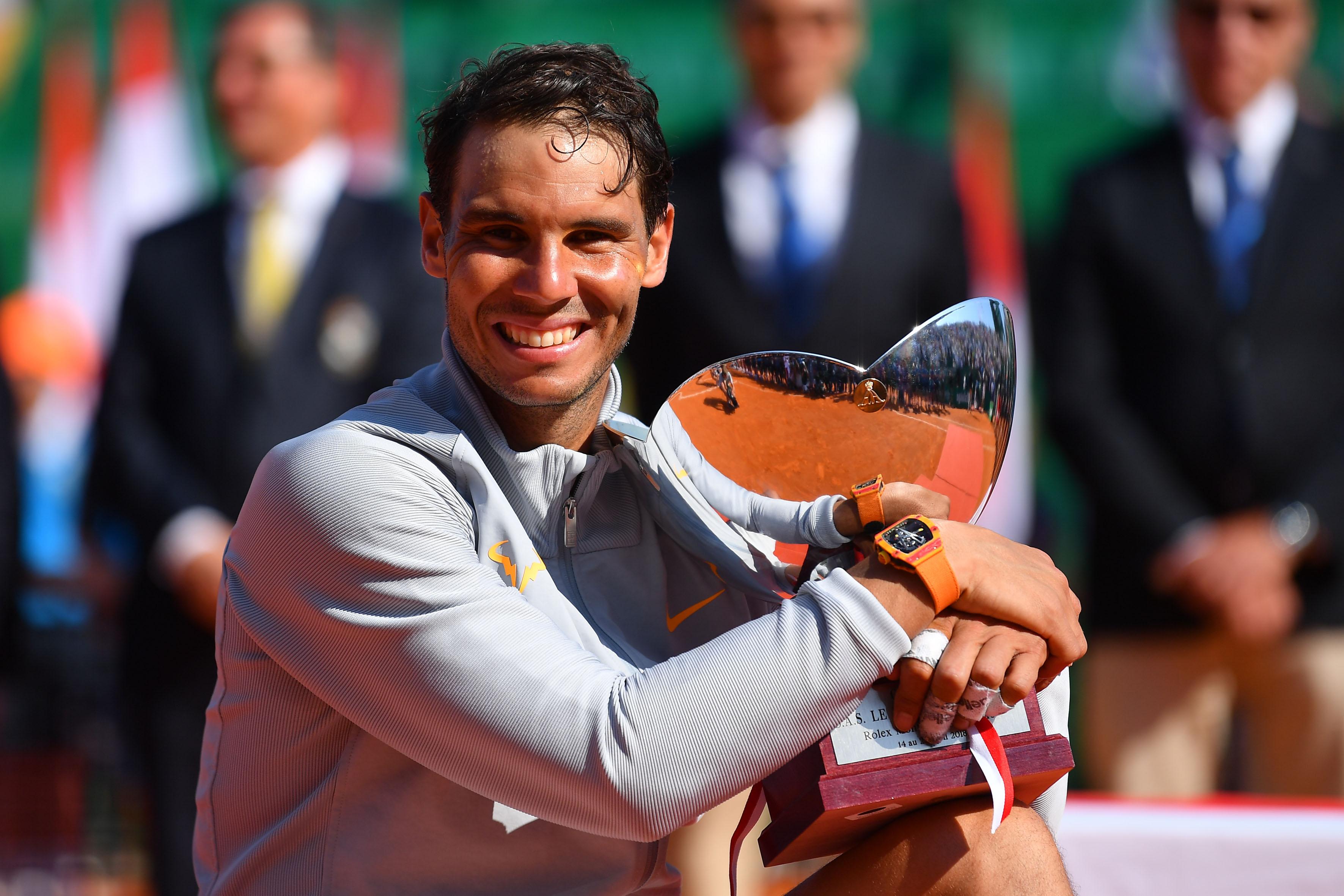 Tennis - ATP - Nadal : «Un jour très spécial»