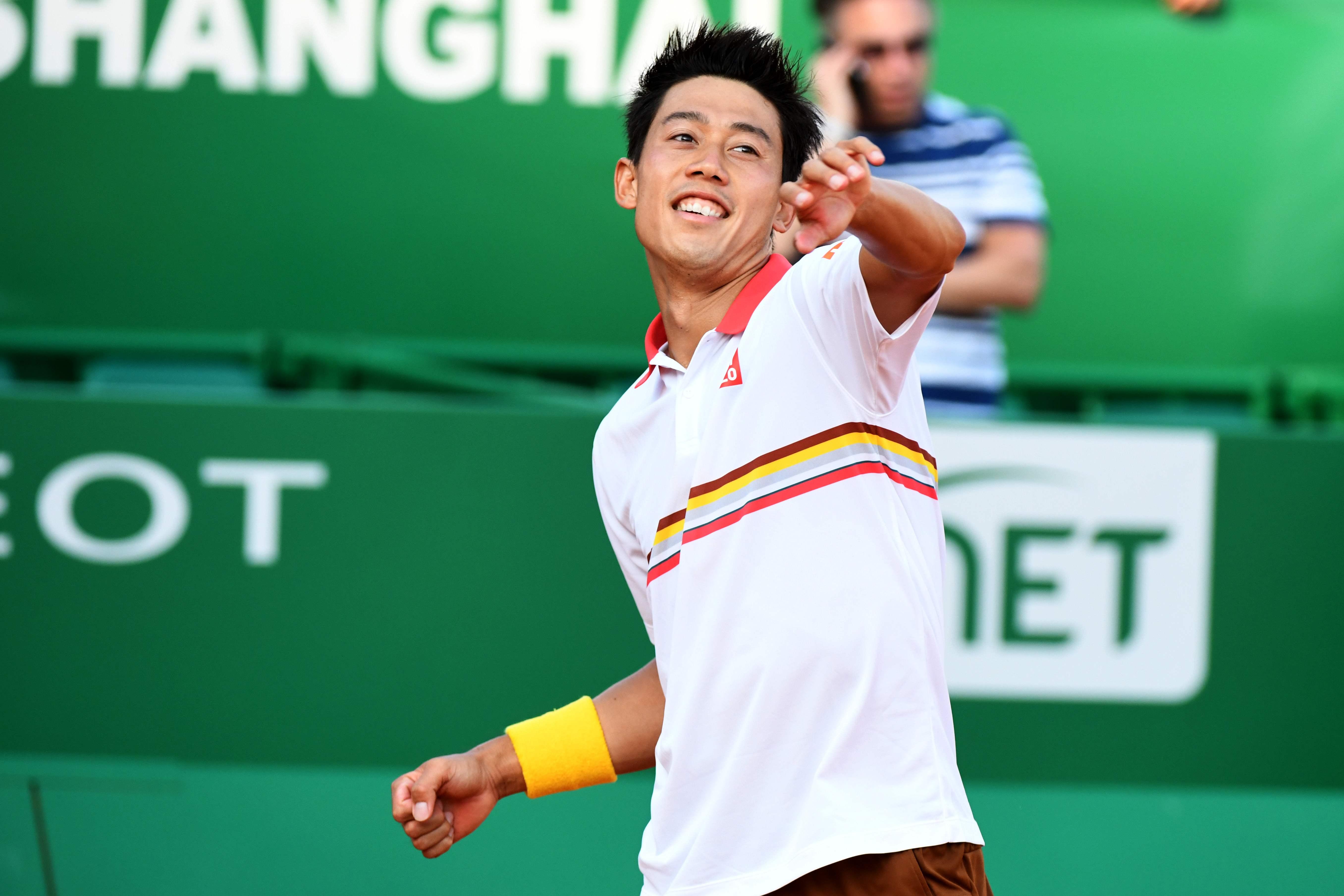 Tennis - ATP - Nishikori au pied de la montagne Nadal