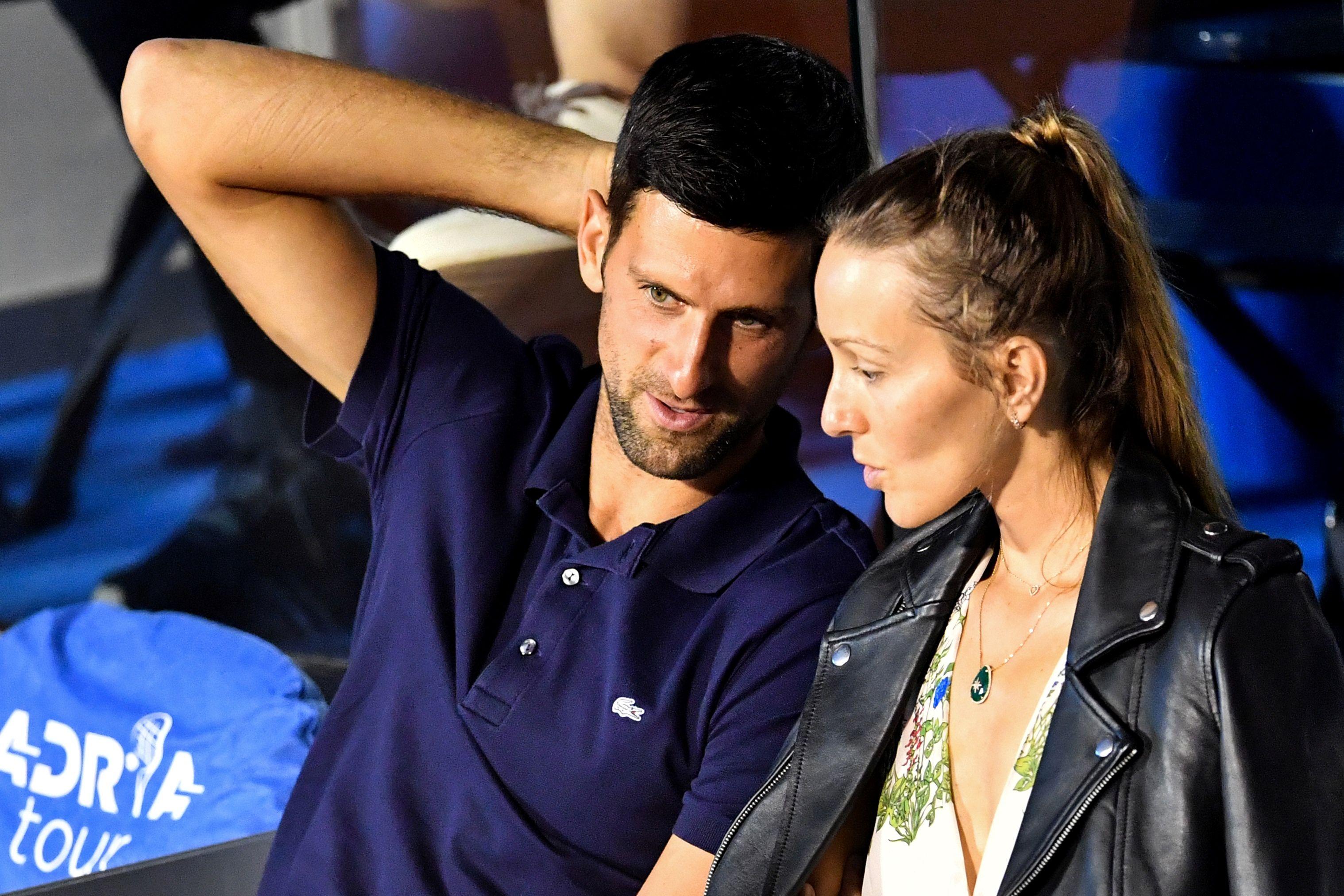 Tennis - ATP - Novak Djokovic sur la route des records mais pas des coeurs