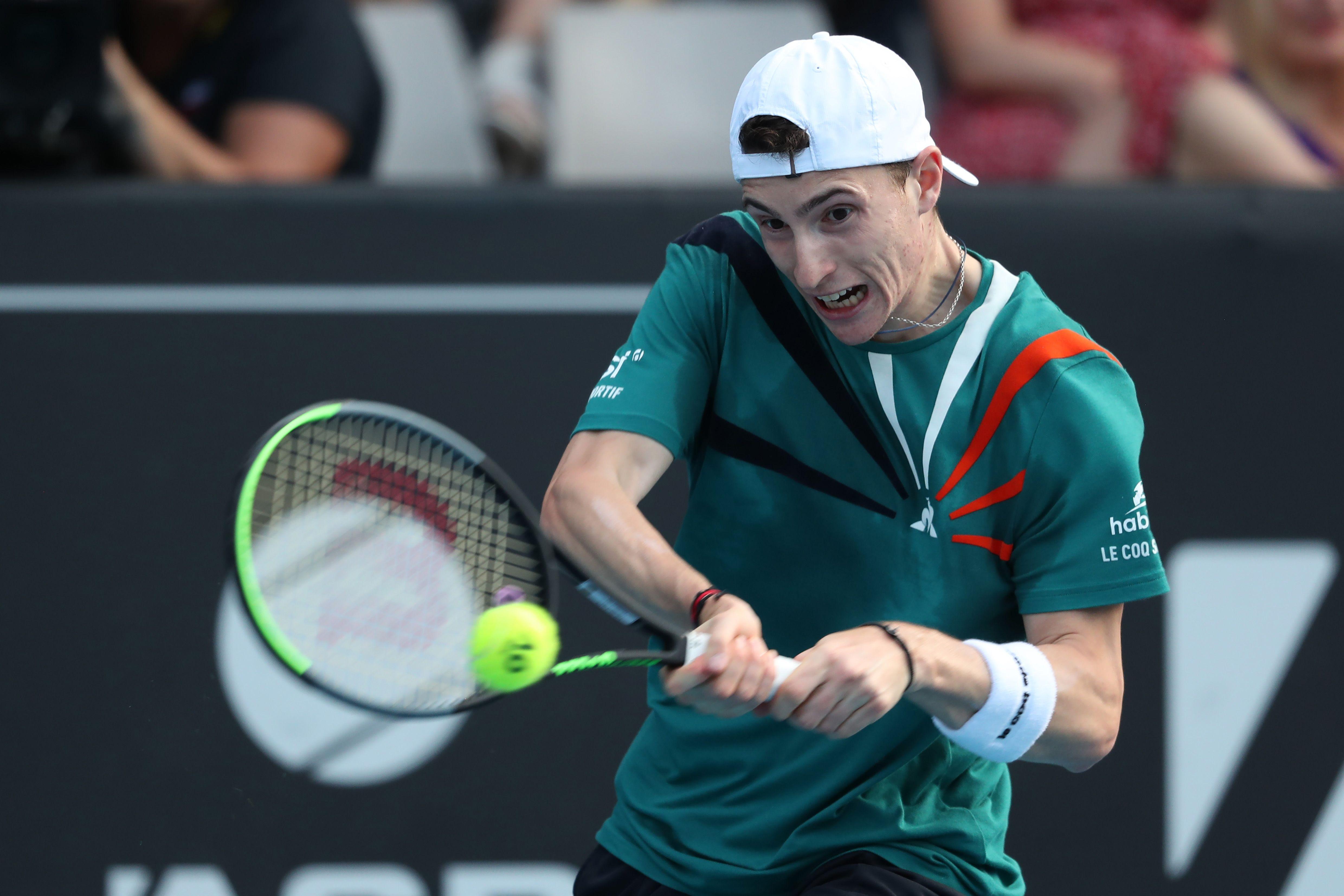 Tennis - ATP - Paire-Humbert, une finale 100% française à Auckland