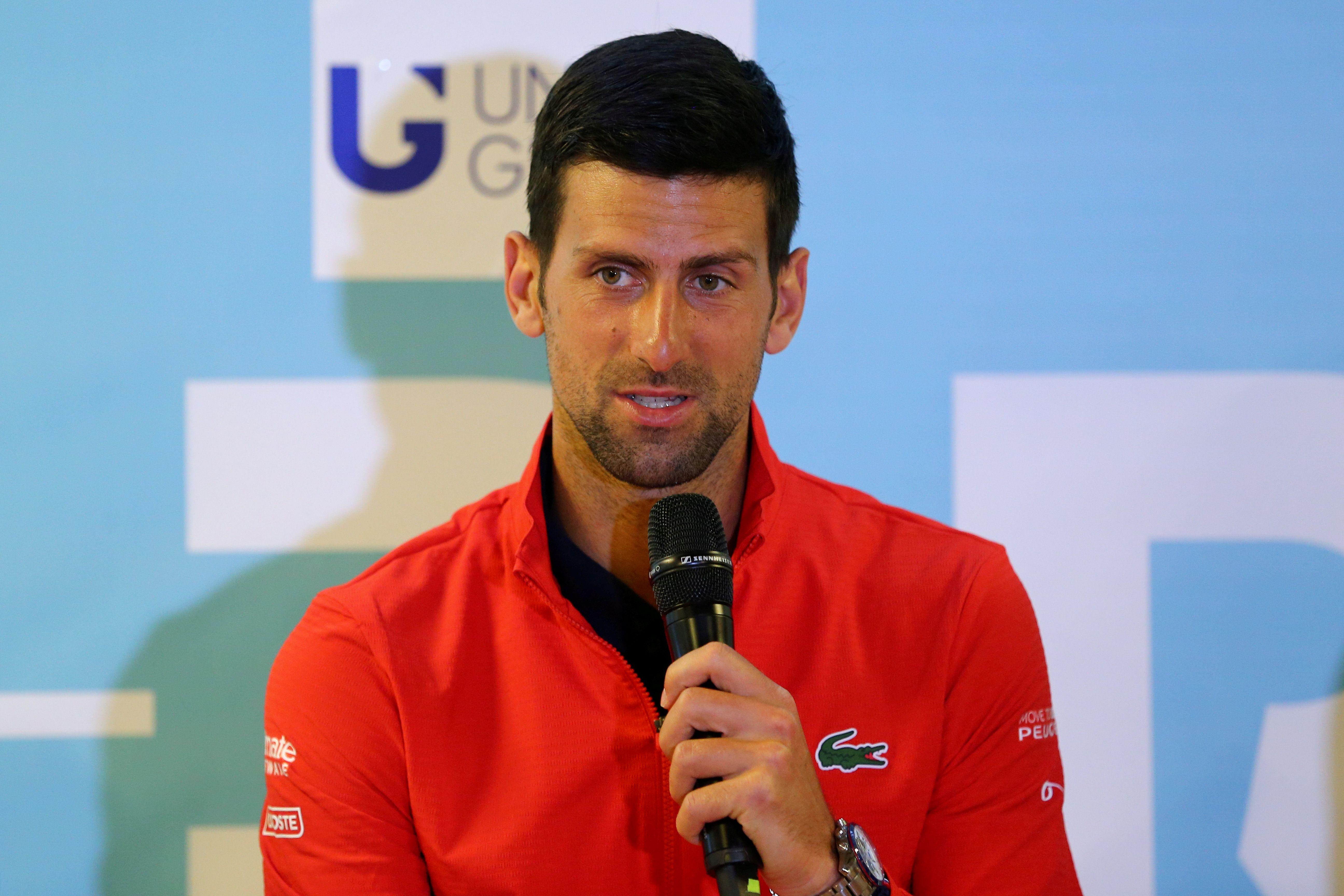 Tennis - ATP - Positif au Covid-19, Djokovic se dit «extrêmement désolé»