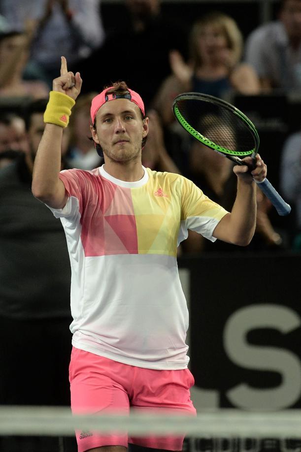 Tennis - ATP - Pouille face aux grands Bleus