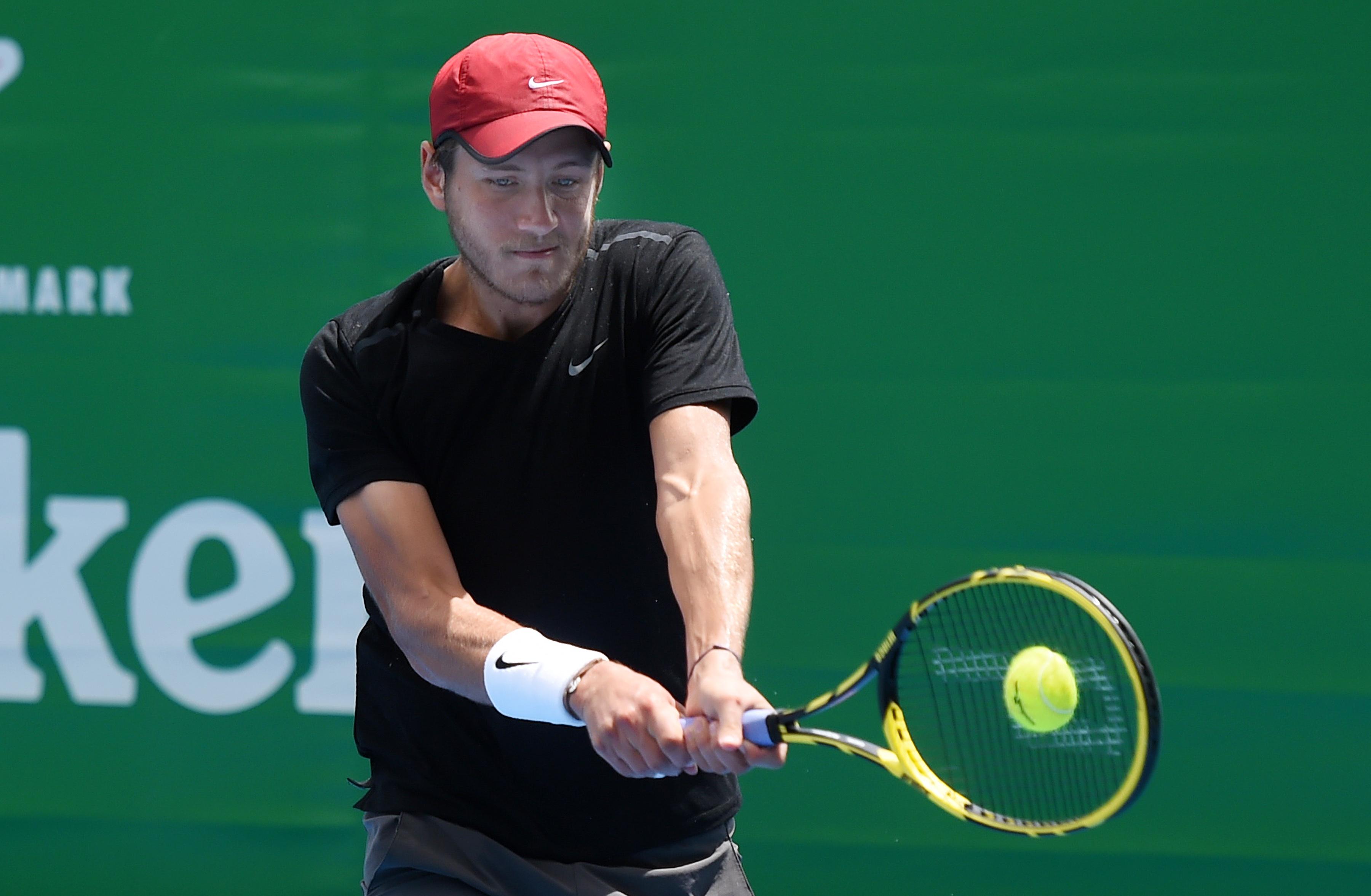 Tennis : ATP - Pouille, le chanceux de la semaine