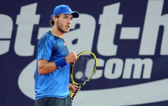 Tennis - ATP - Pouille stoppe Paire, Nadal d�roule