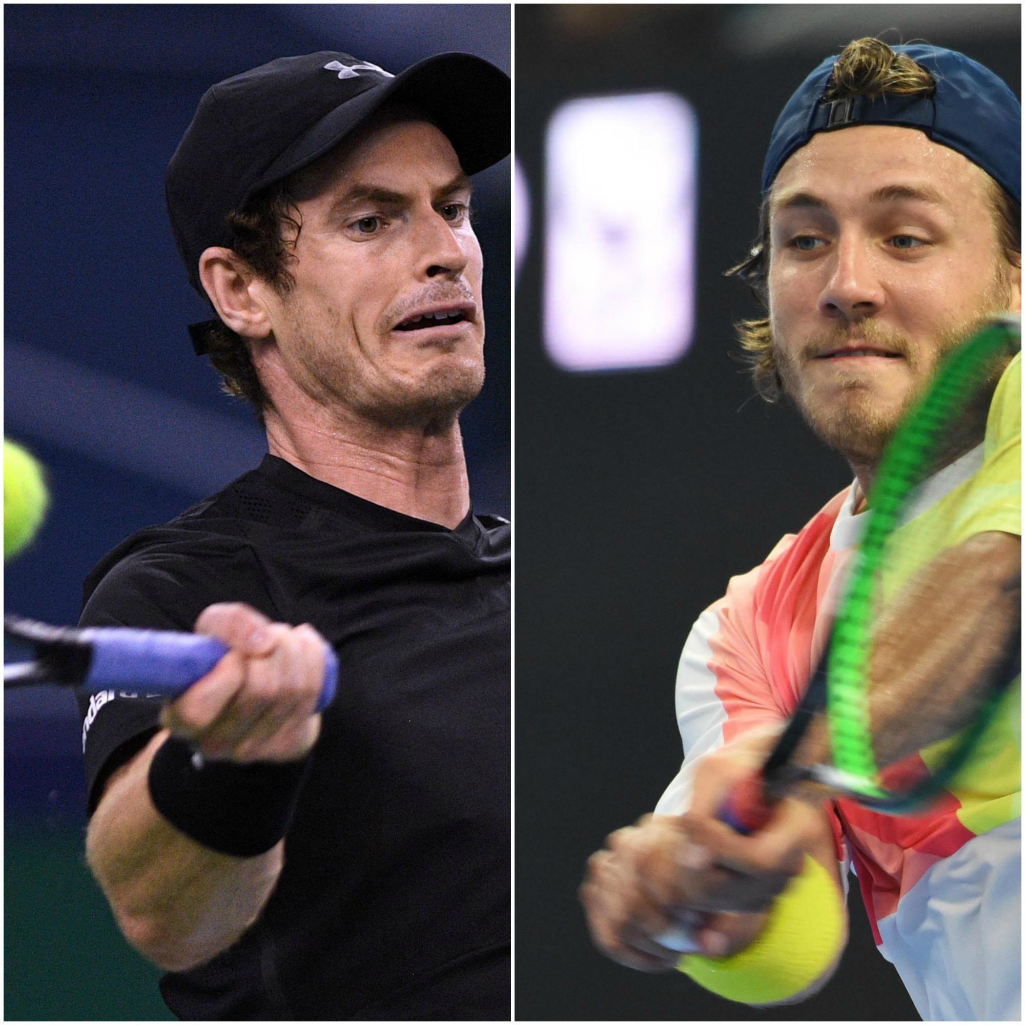 Tennis - ATP - Pouille trop juste contre Murray