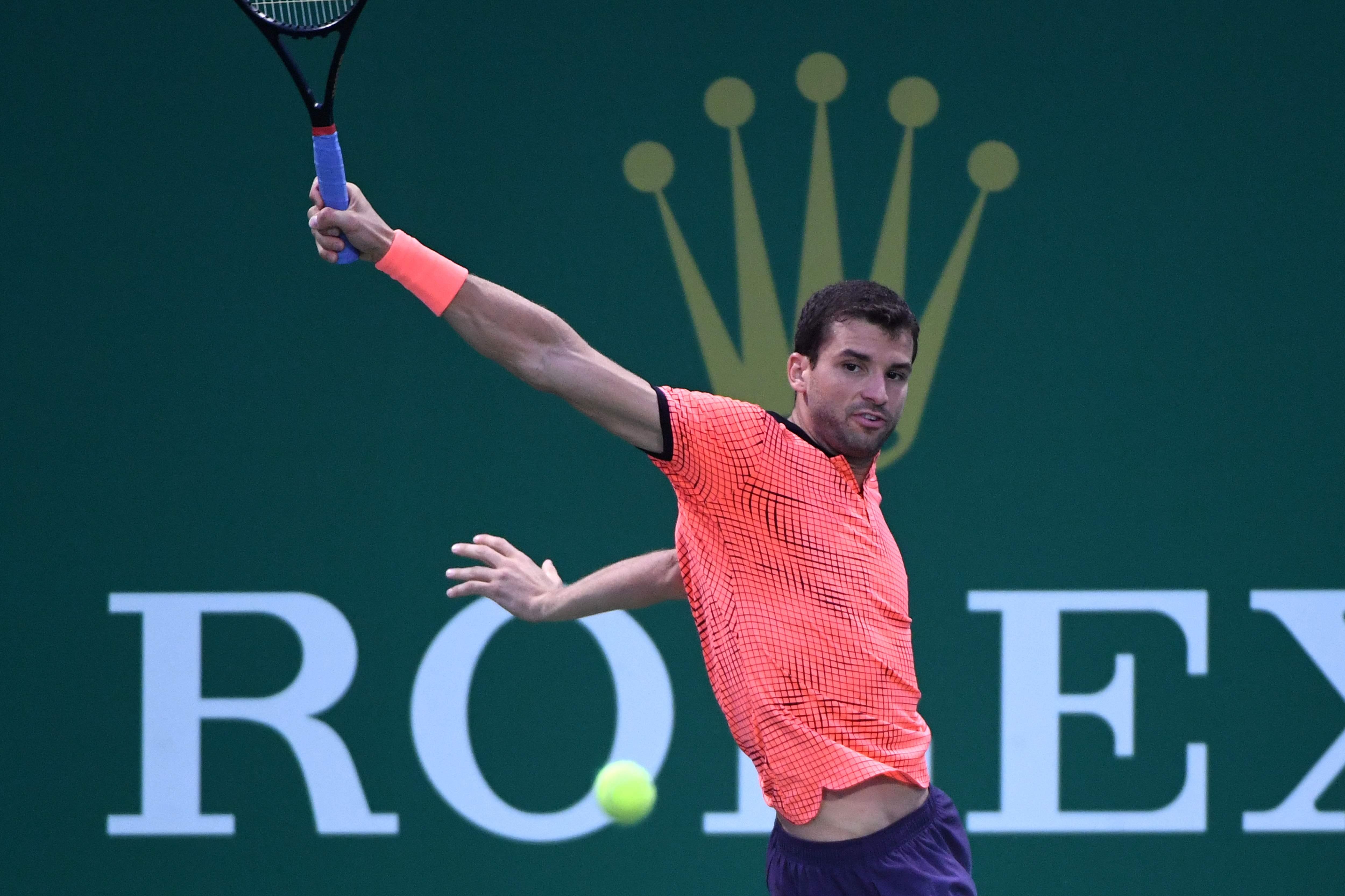 Tennis - ATP - Quand Pospisil fait pleurer un ramasseur de balle, Dimitrov le console