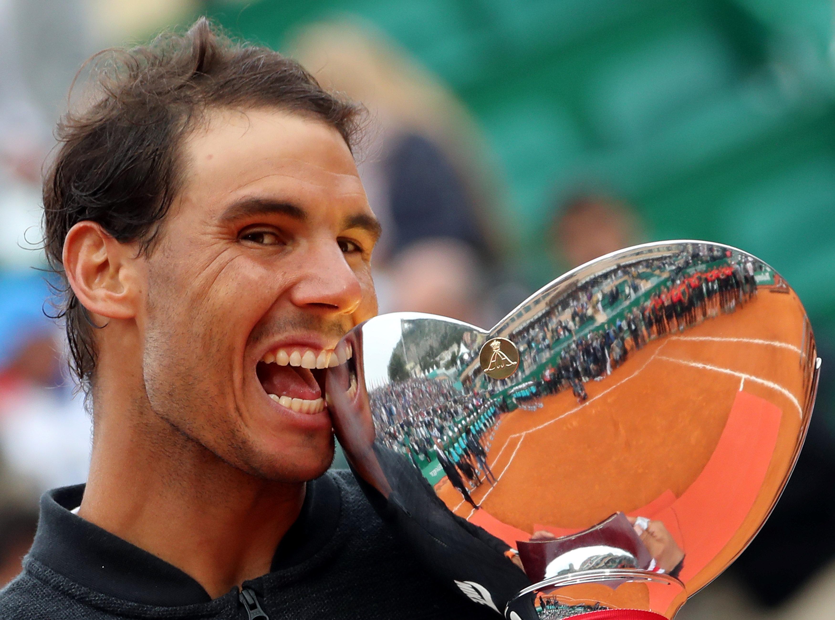ATP - Rafael Nadal : «C?est juste incroyable !»