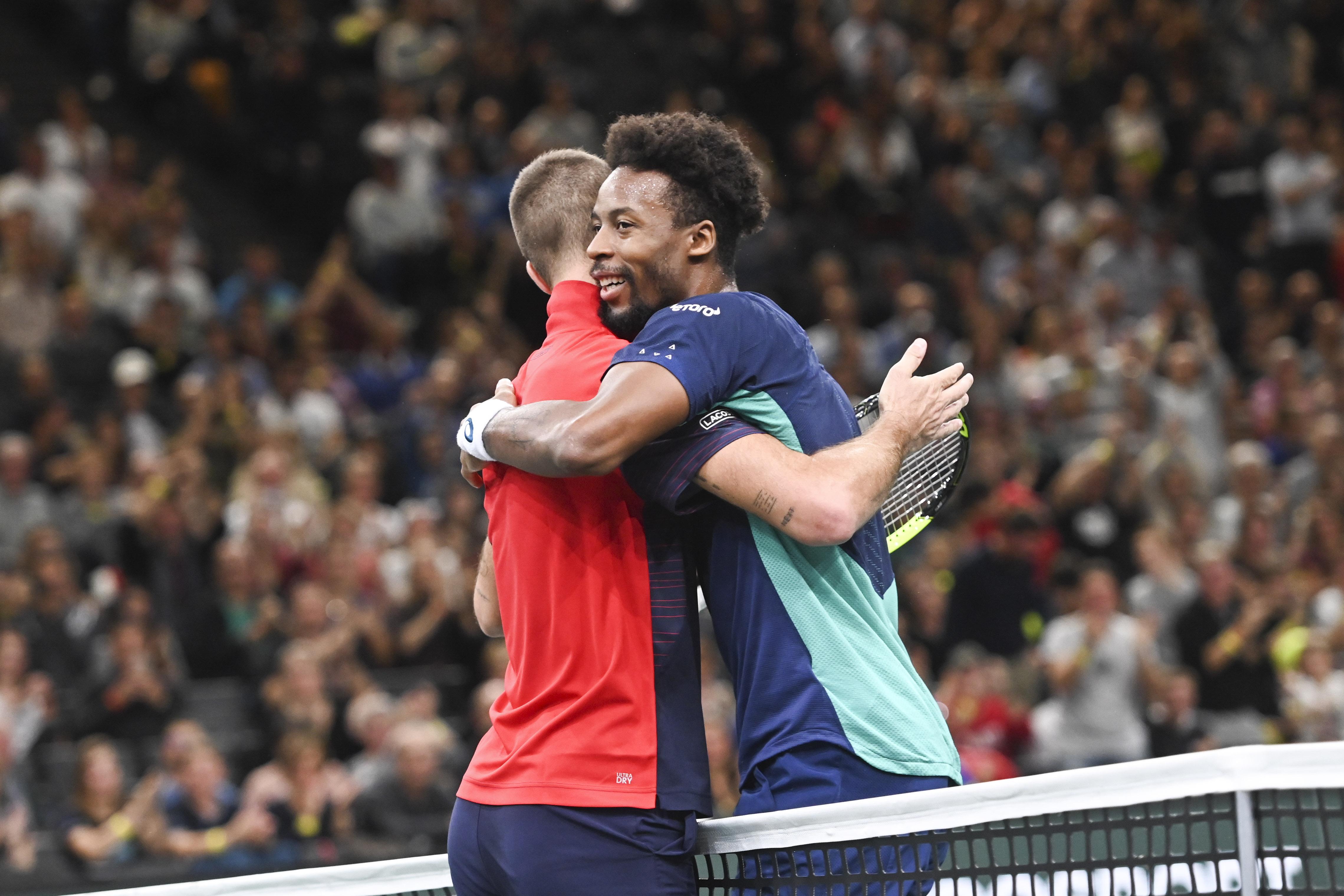 Tennis - ATP - Retour gagnant pour Monfils, le Masters plus que jamais dans le viseur
