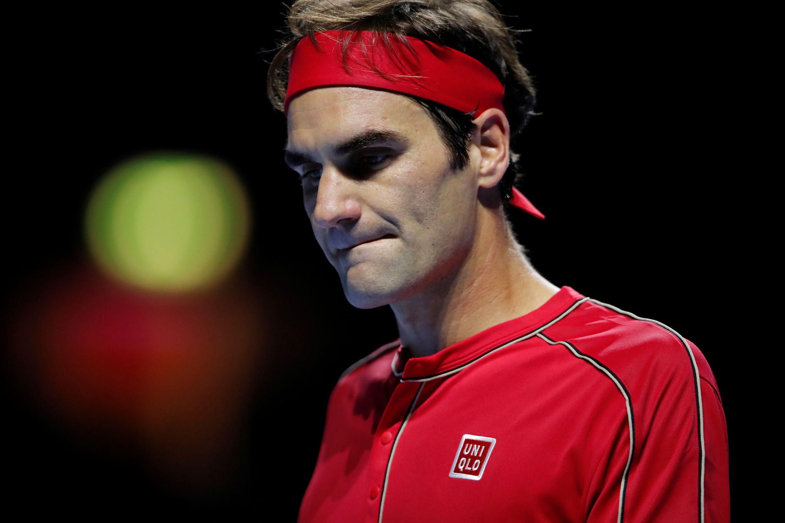 Tennis - ATP - Roger Federer renonce au Masters 1000 parisien