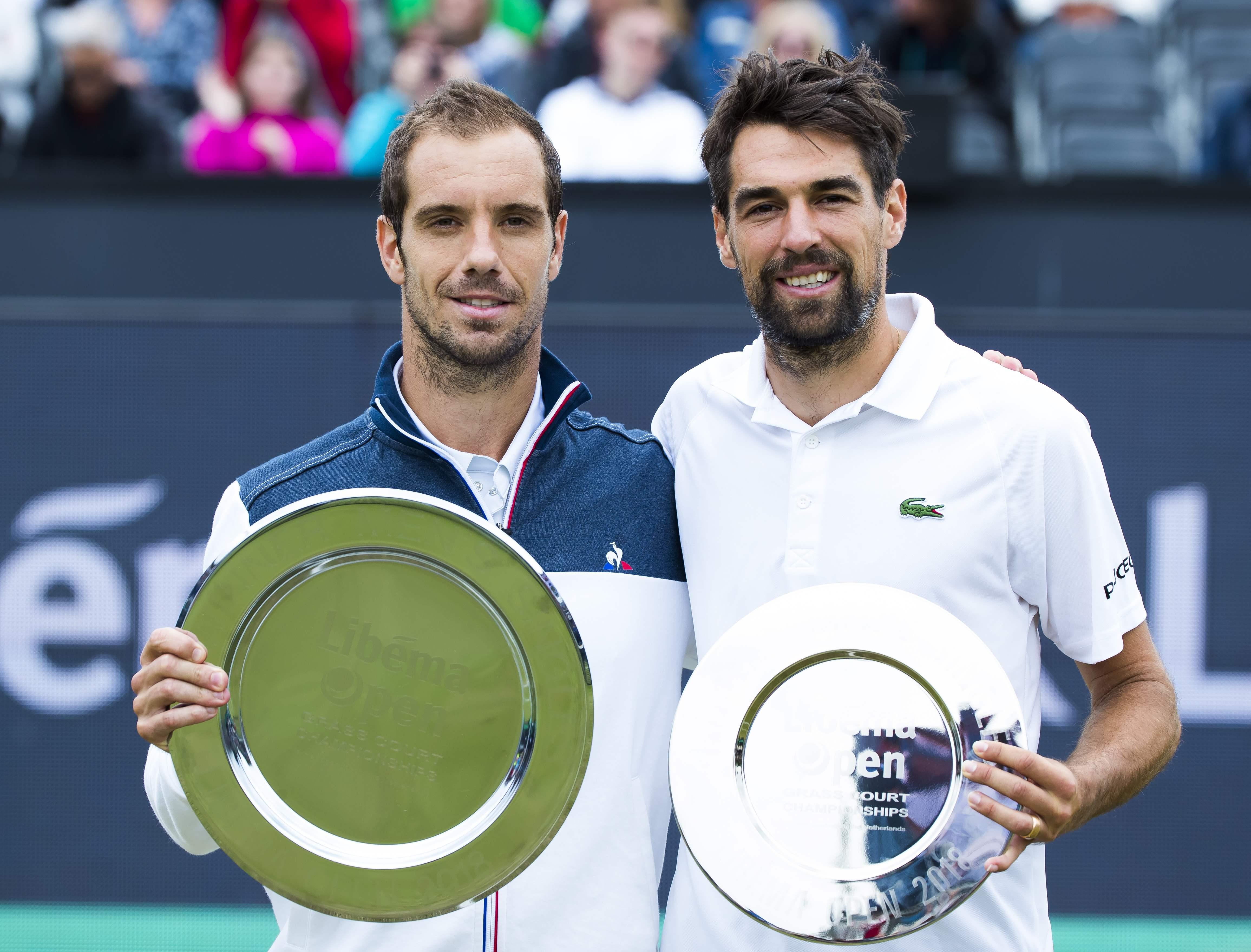 Tennis - ATP - S'Hertogenbosch : Gasquet s'offre le 15e tournoi de sa carrière
