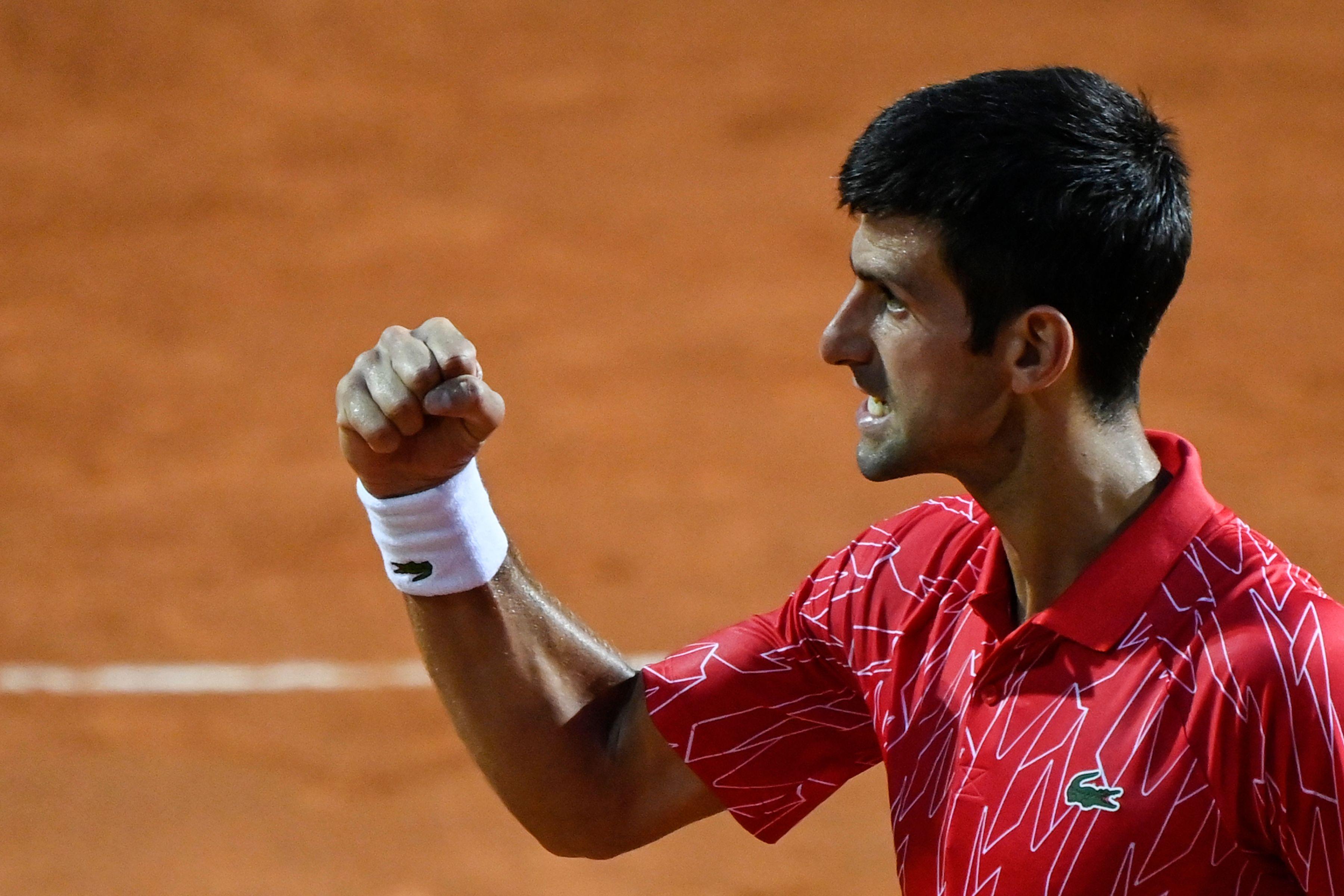 Tennis - ATP - Sacré pour la 5e fois à Rome, Djokovic s'offre un 36e Masters 1000 et un nouveau record