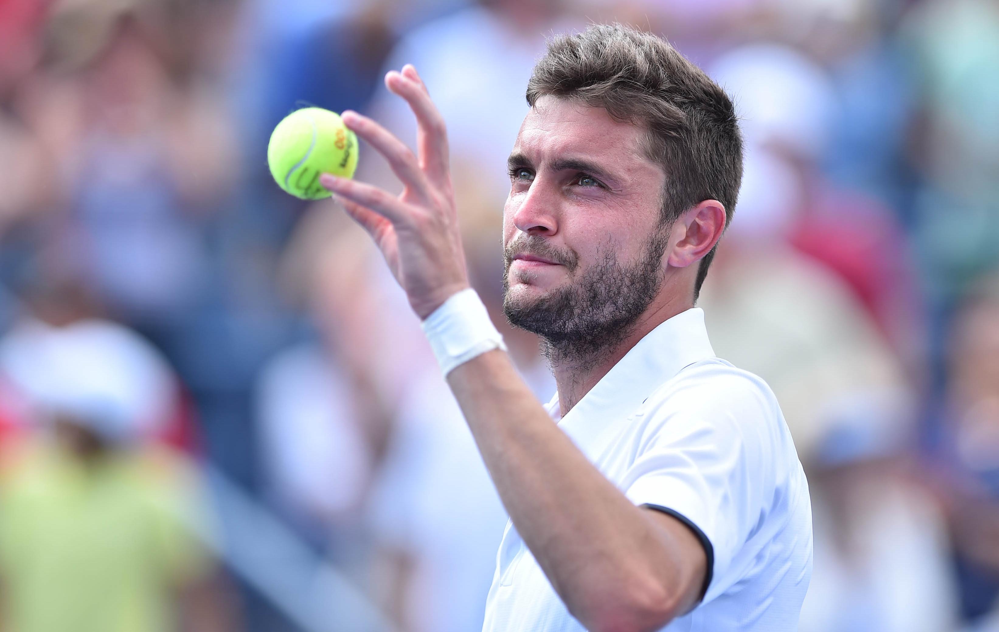 Tennis : ATP - Simon : �J?ai envie de bien jouer � Bercy�