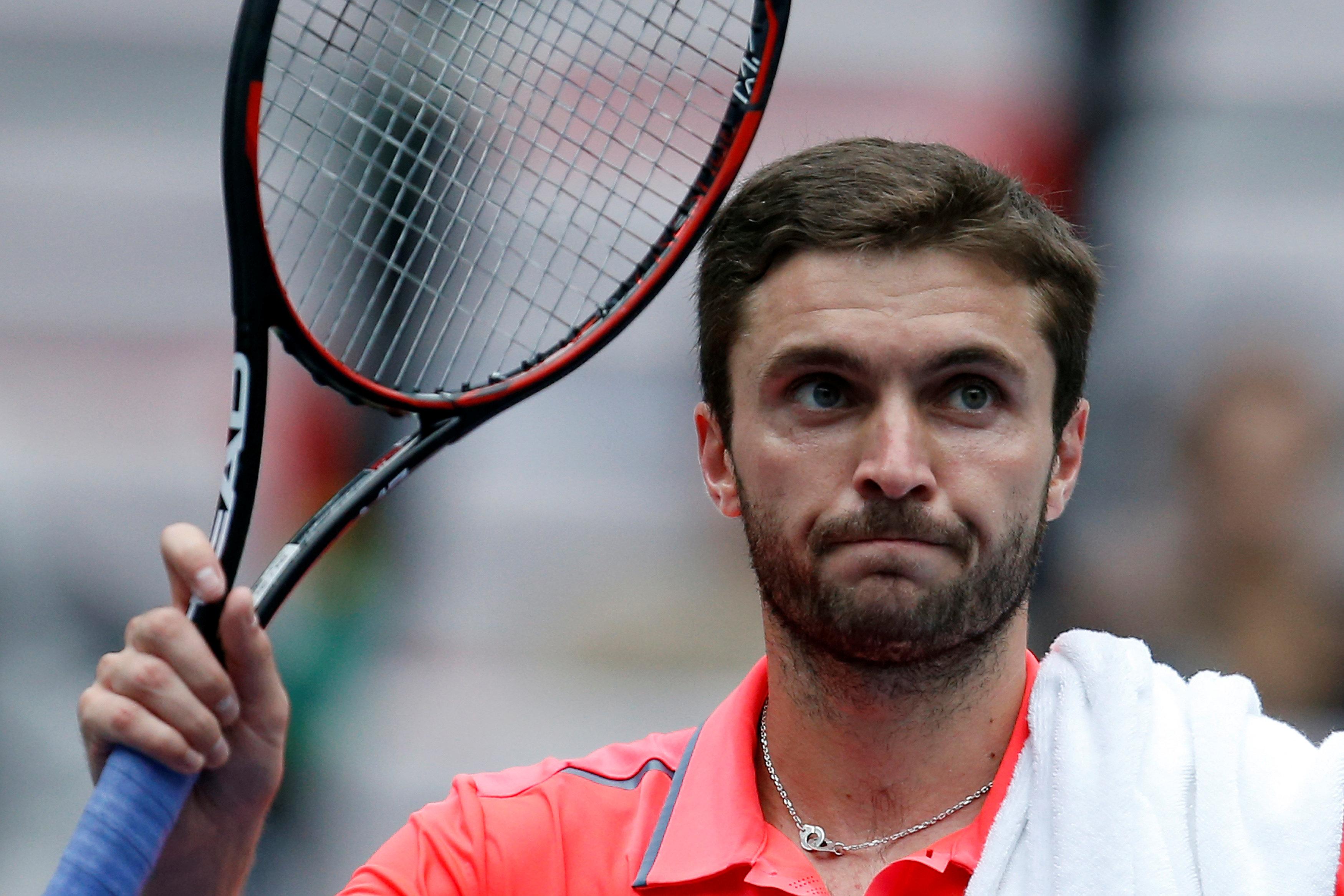 Tennis - ATP - Masters 1000 Shanghai: Pouille et Simon passent, Paire casse