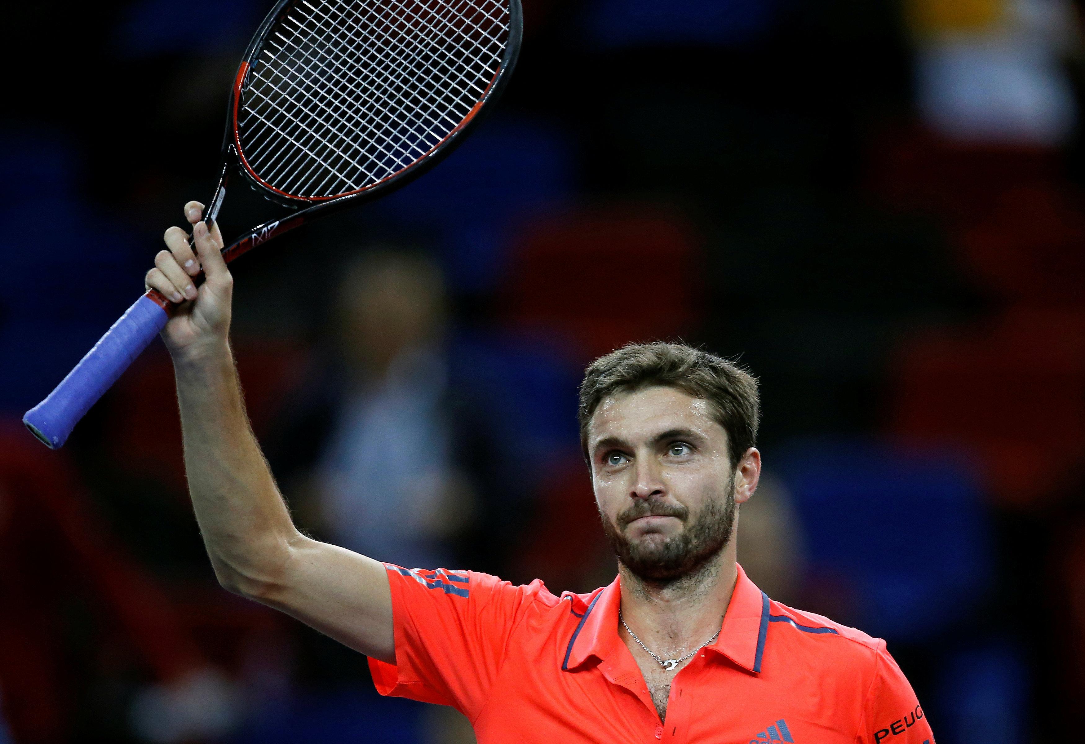 Tennis - ATP - Shanghai : Simon en demi-finale au bout du suspense