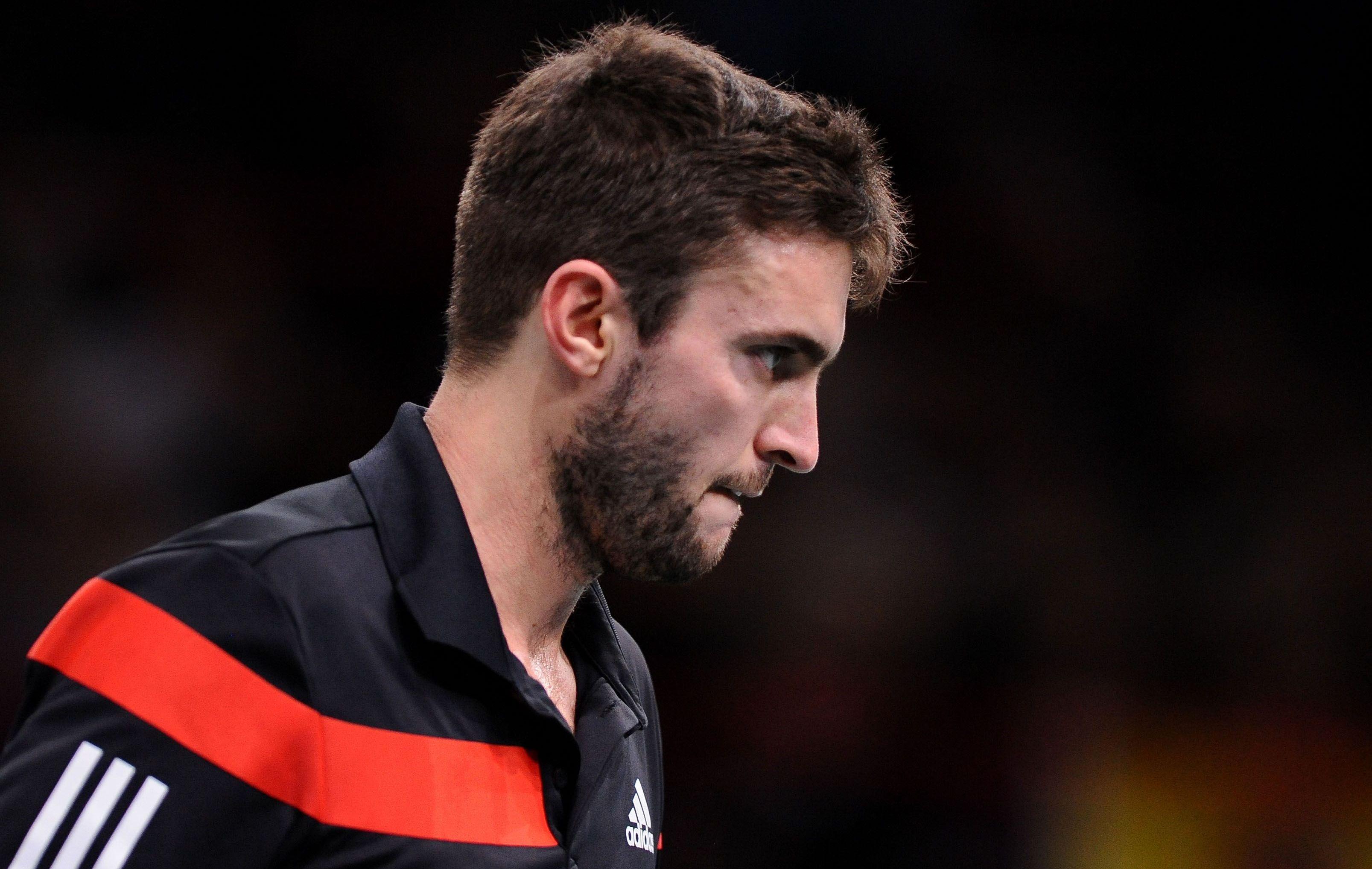 Tennis - ATP - Simon, une d�faite qui pourrait co�ter cher
