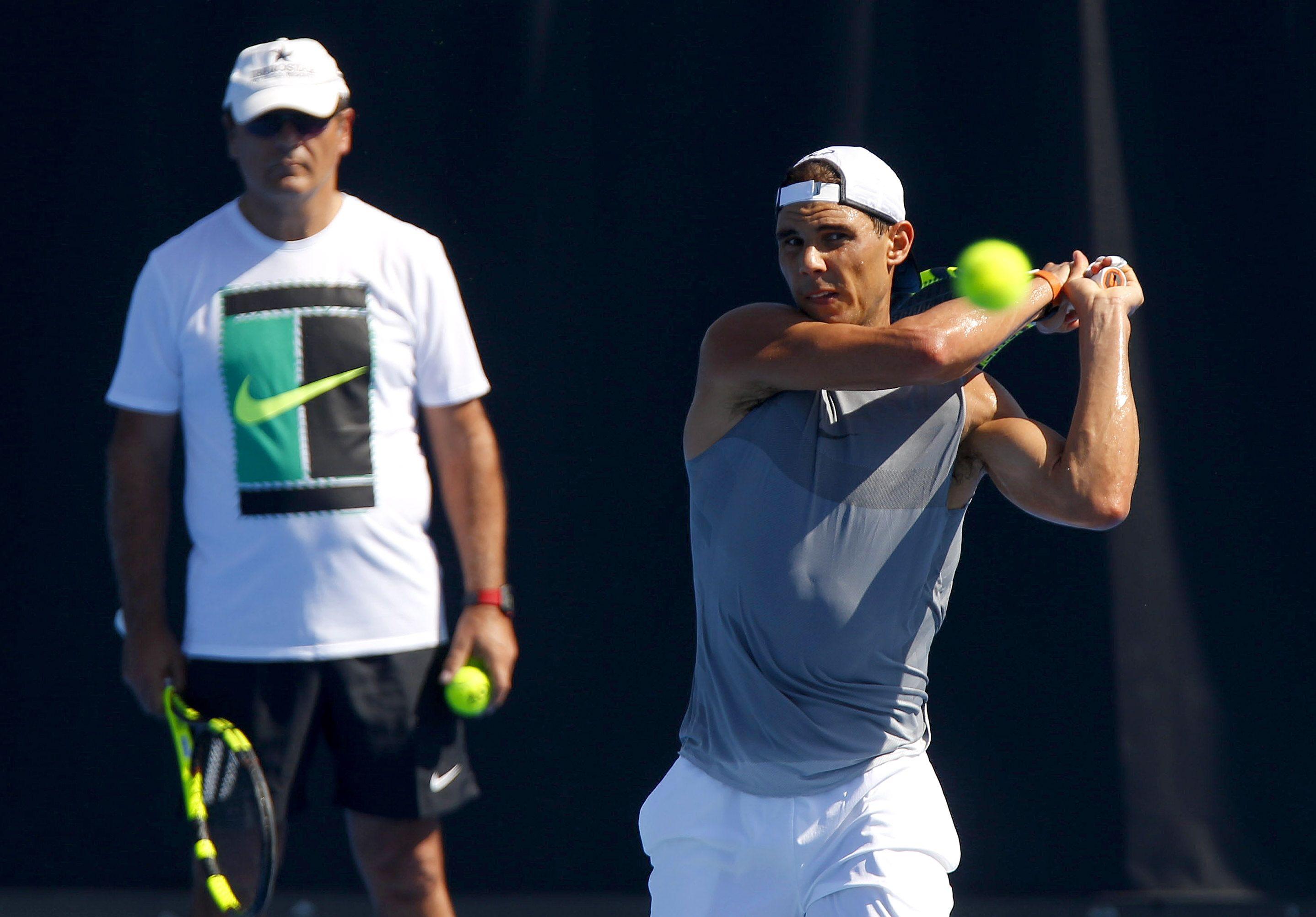 Tennis : ATP - </b>Toni et Rafael Nadal sur le circuit, c'est bient&#244;t fini