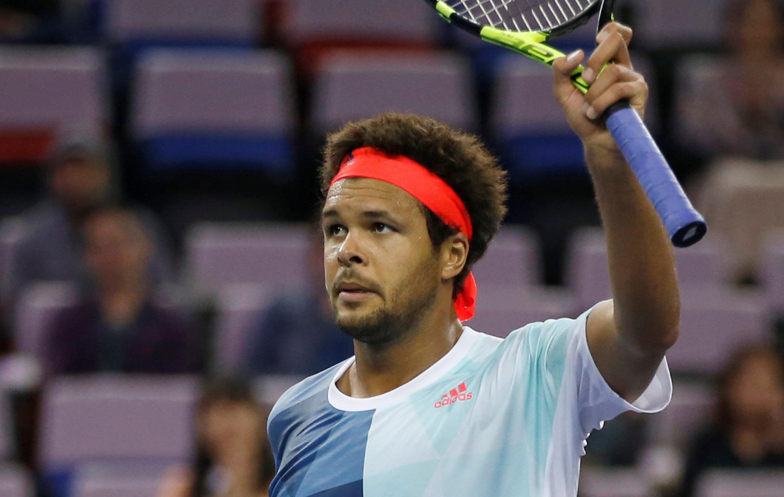 Tennis - ATP - Tsonga a bataillé face à Zverev