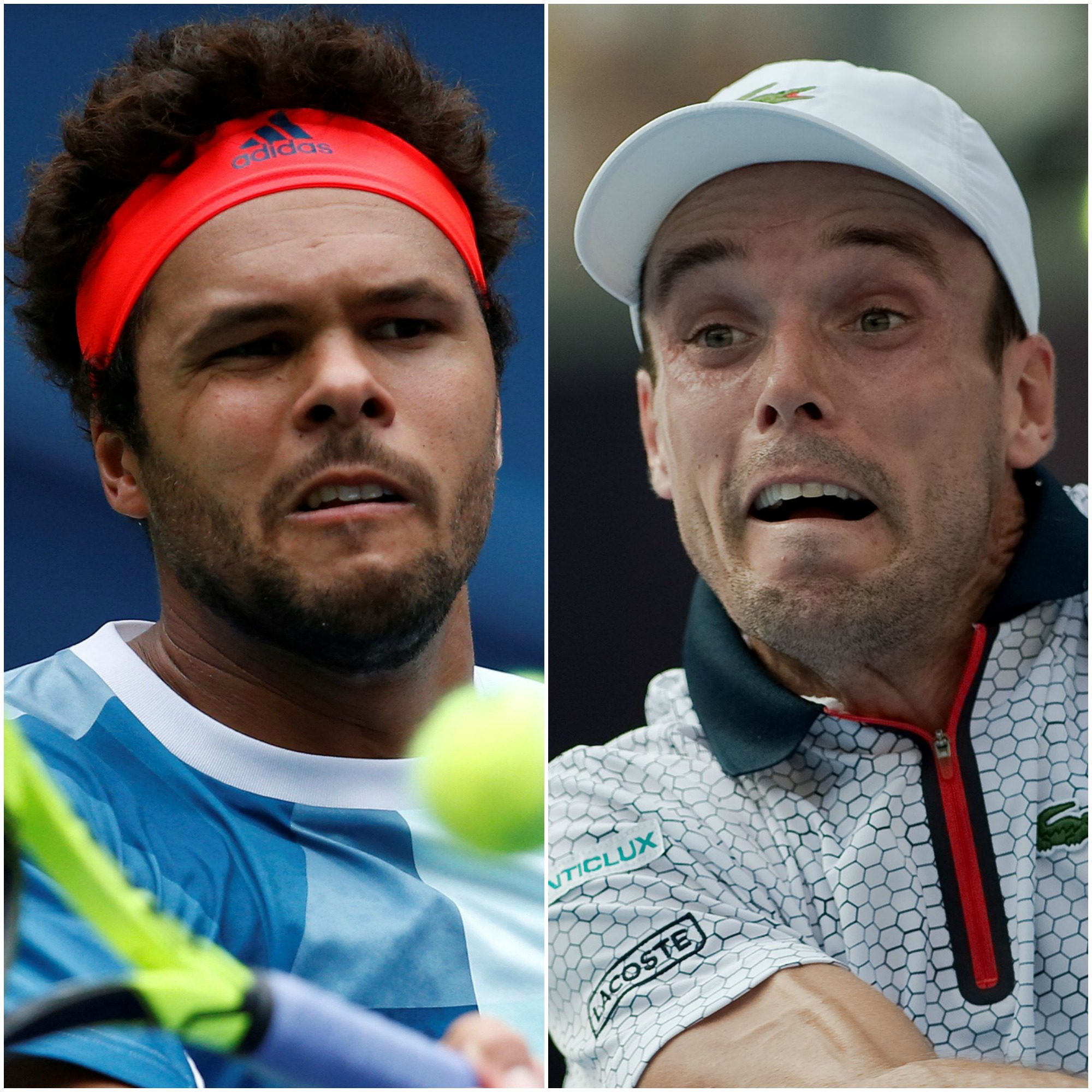 Tennis - ATP - Tsonga trop juste contre Bautista Agut