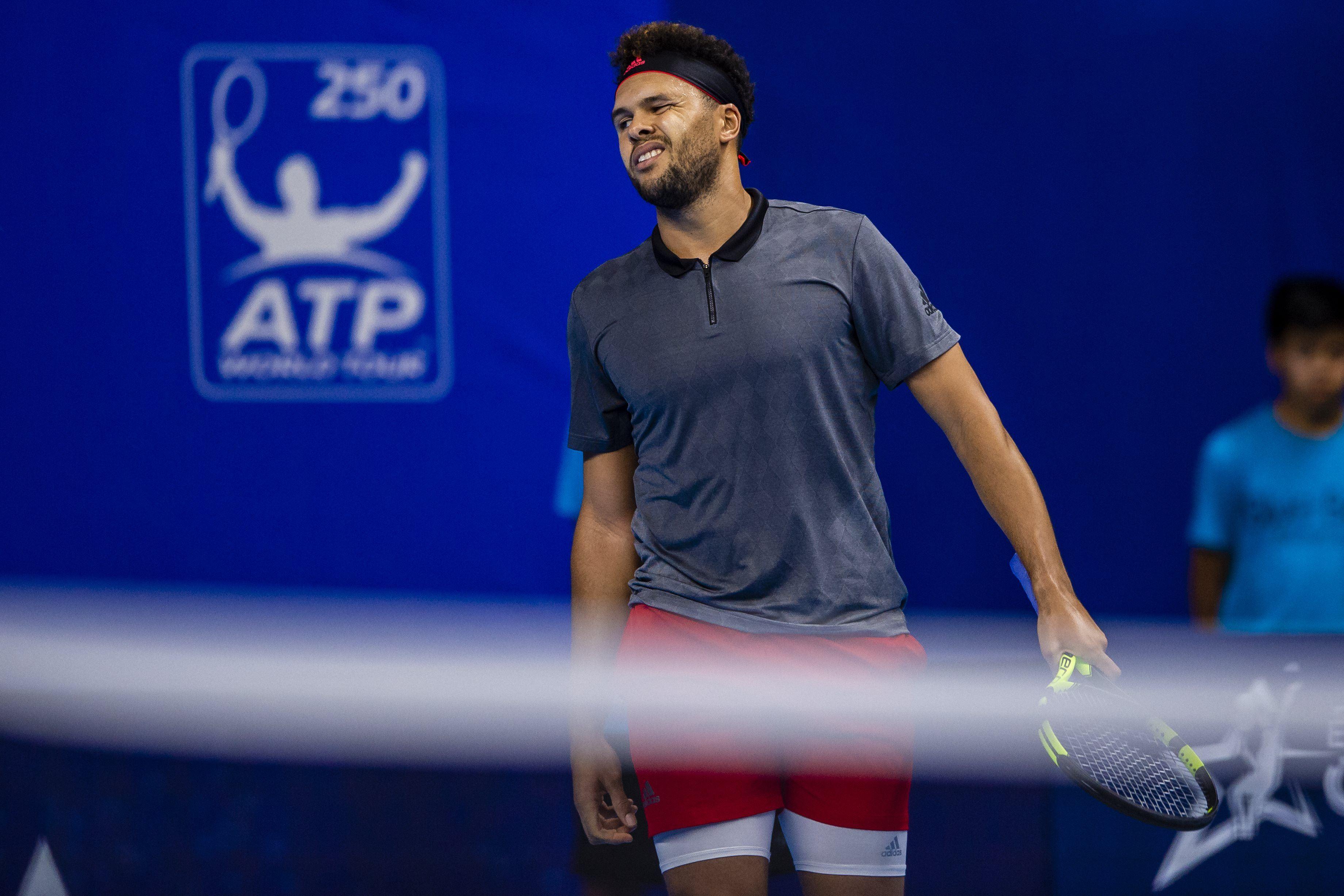 Tennis - ATP - Tsonga éjecté du top 100 : une année 2018 à oublier