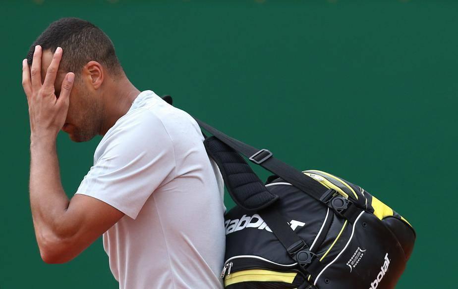 Tennis - ATP - Tsonga, gentleman �limin�