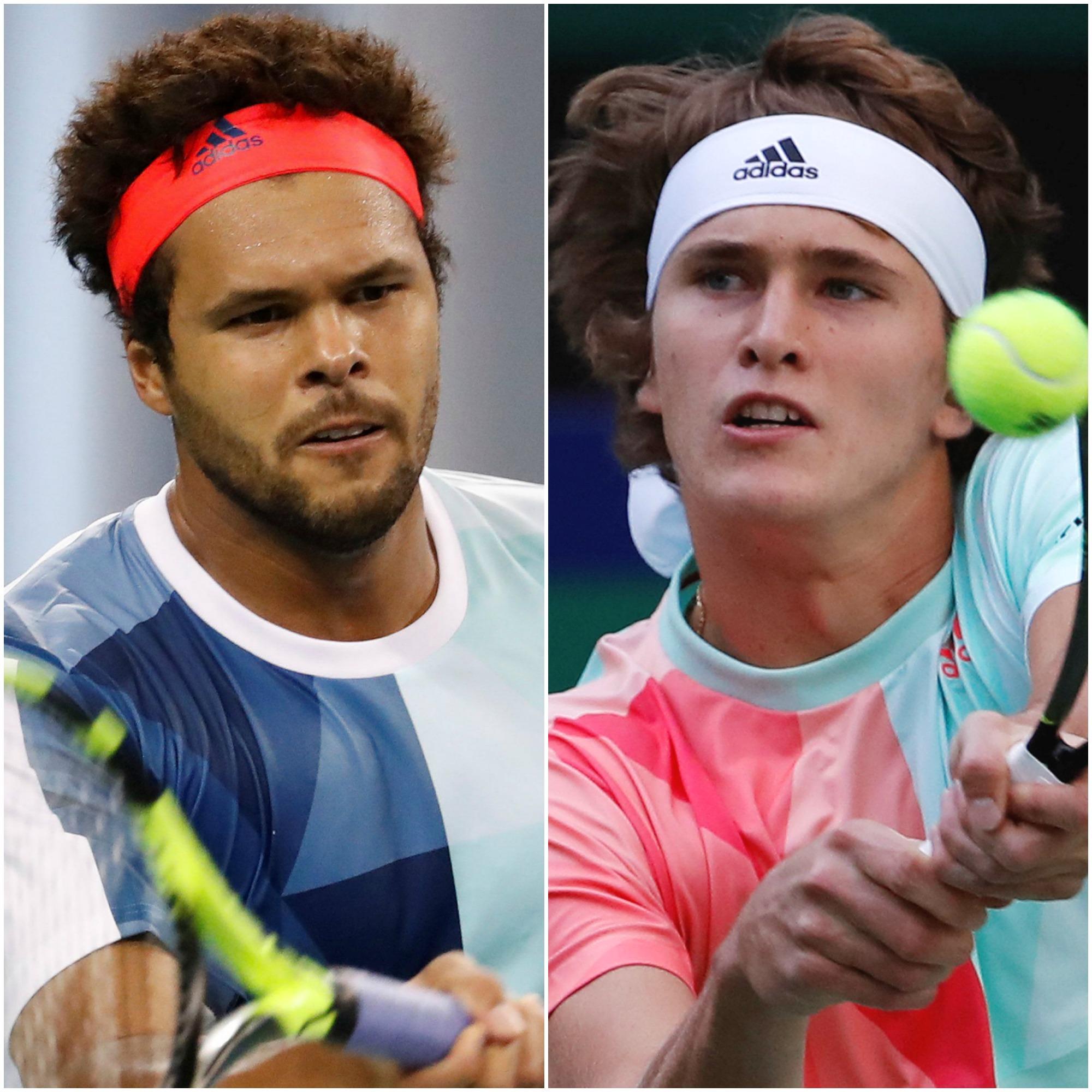 Tennis - ATP - Tsonga s'offre Zverev
