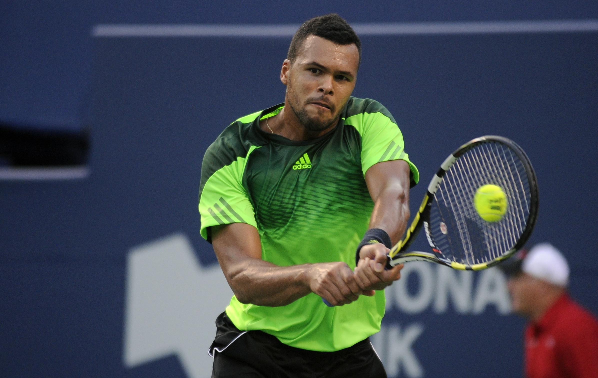 Tennis - ATP - Tsonga solide au poste