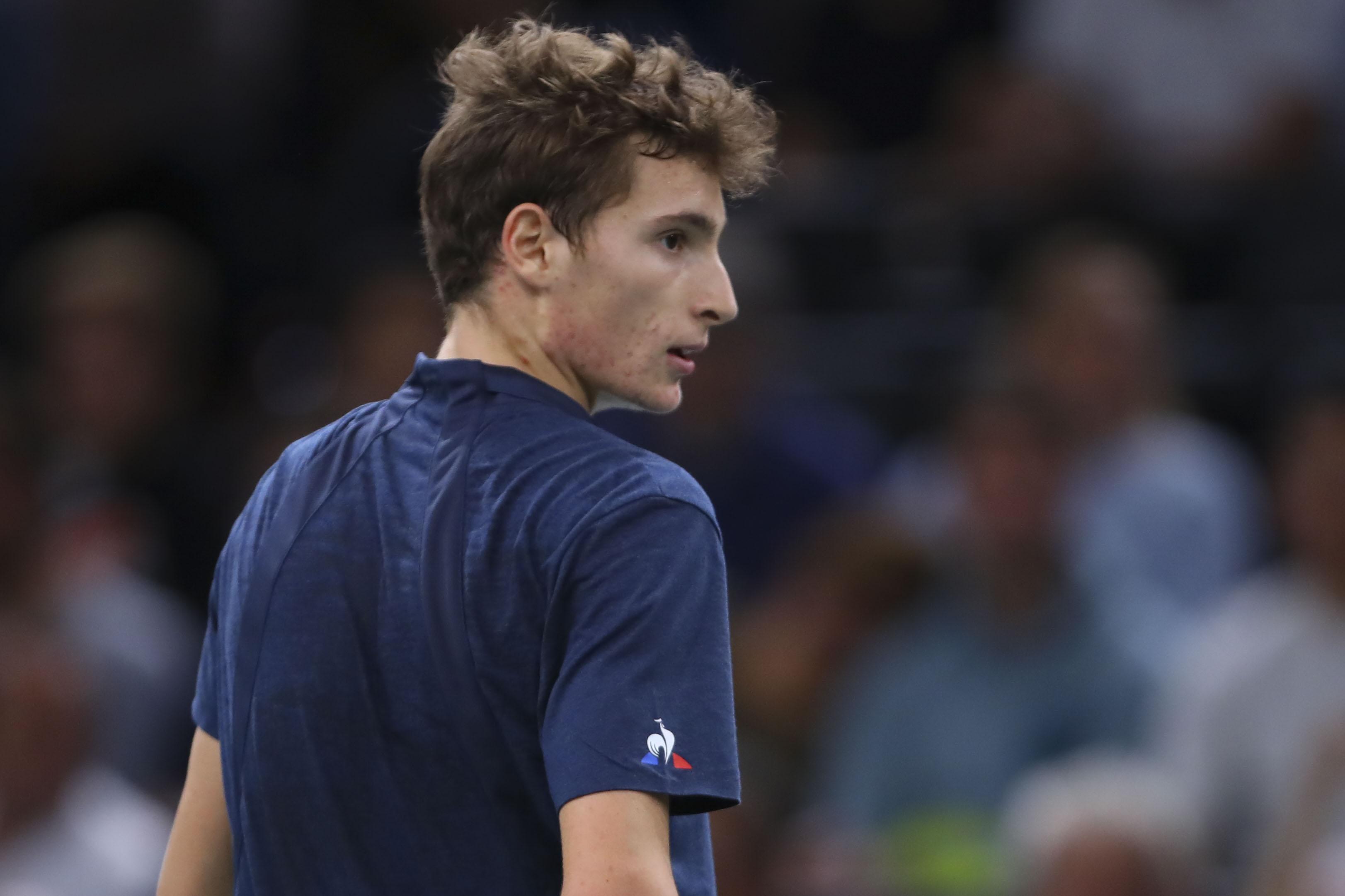Tennis - ATP - Marseille : Ugo Humbert : «J'ai su rester calme»