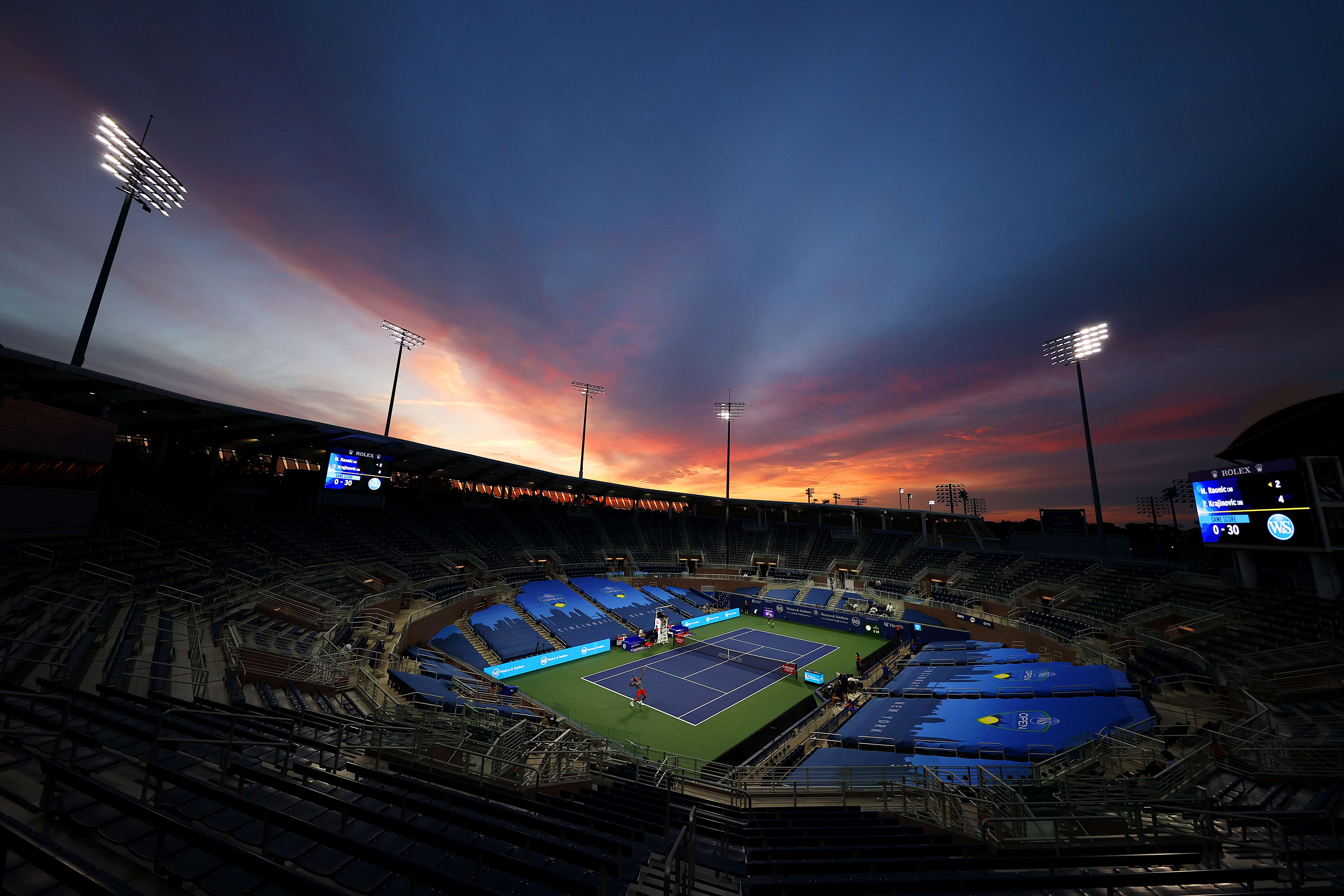 Tennis - ATP - Violences policières : tous les matches de ce jeudi reportés au tournoi de Cincinnati