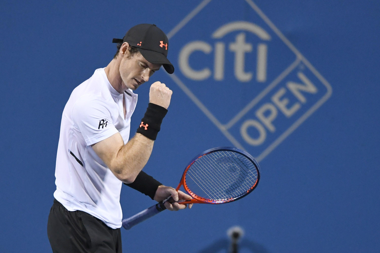 Tennis - ATP - Washington : revoilà Andy Murray