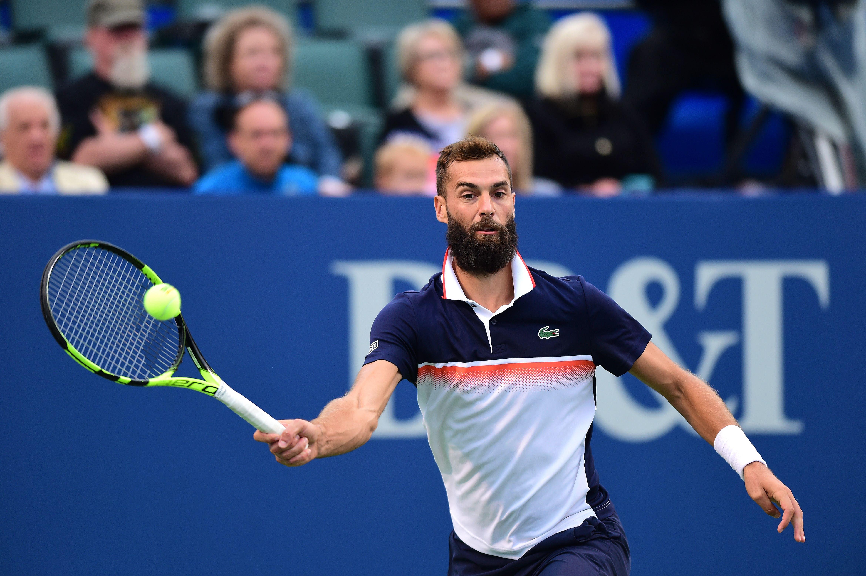 Tennis - ATP - Winston-Salem : Benoît Paire battu en finale, mais confiant