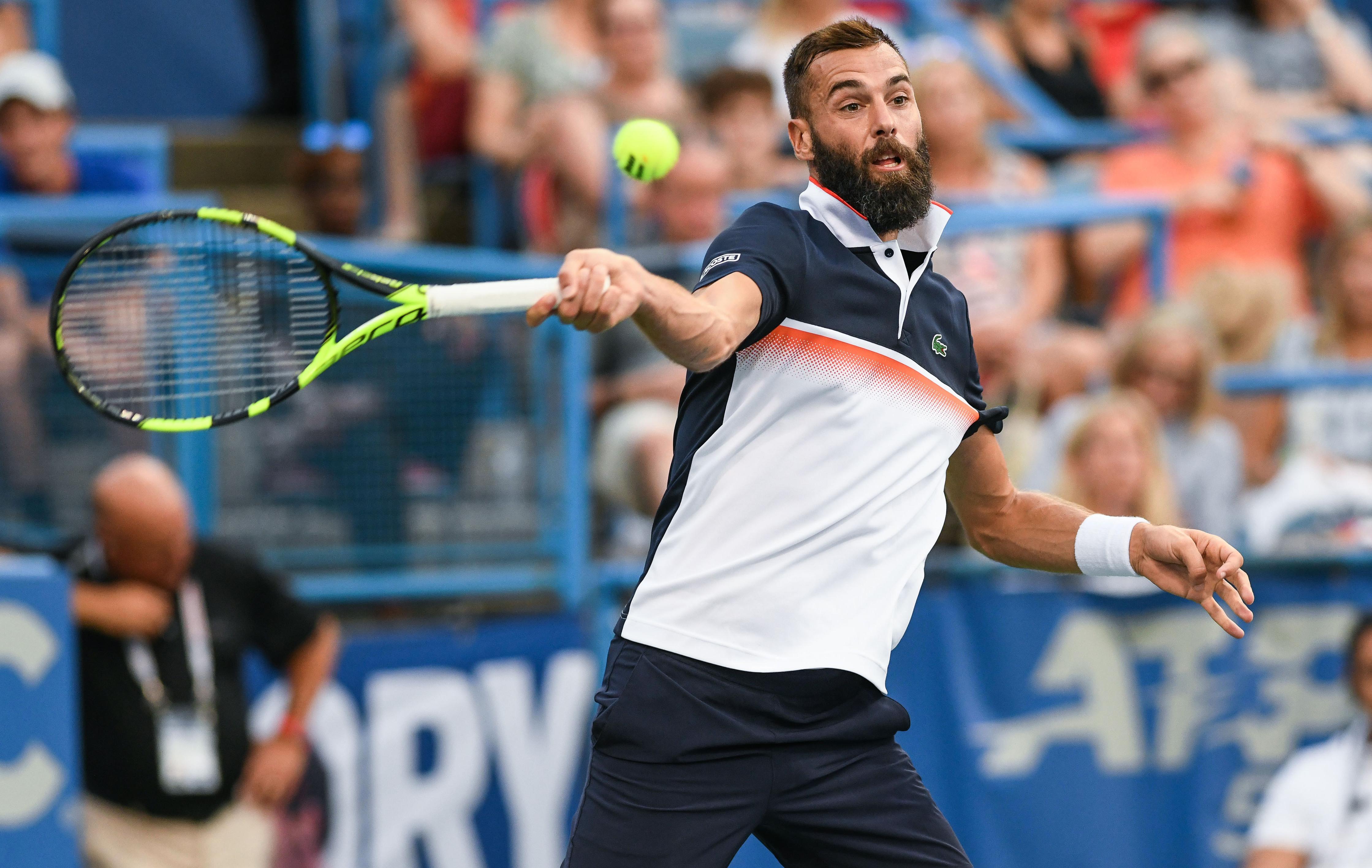 Tennis - ATP - Winston-Salem : Humbert retrouvera Paire en 8e de finale