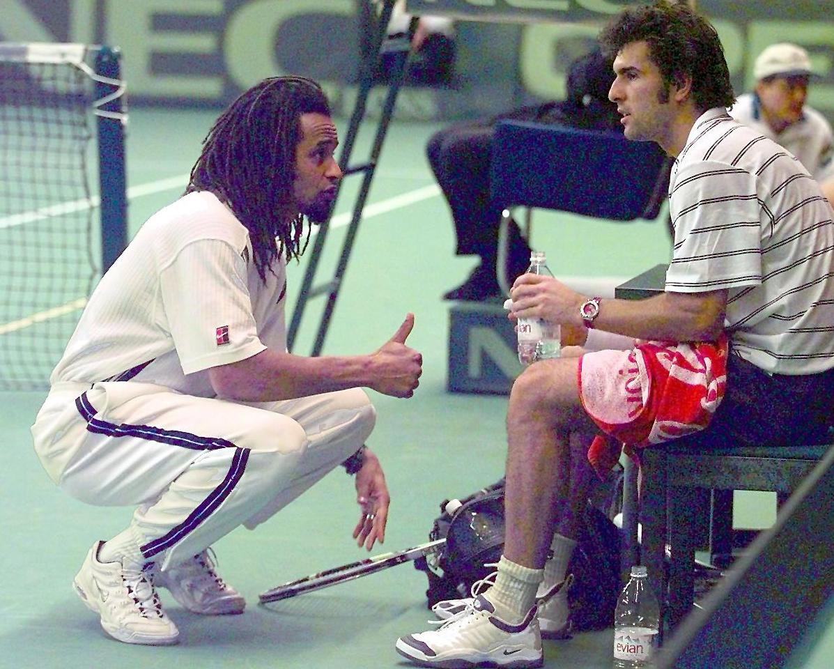 Tennis : Coupe Davis - 1991-1998 : Les flops de Noah capitaine