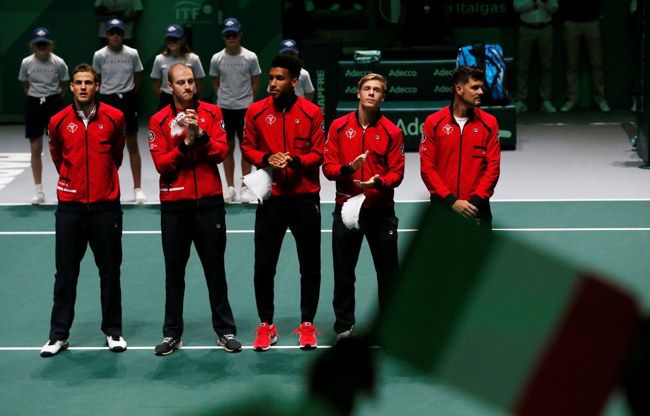 Tennis - Coupe Davis - Ambiance contrastée pour les premiers pas de la nouvelle Coupe Davis