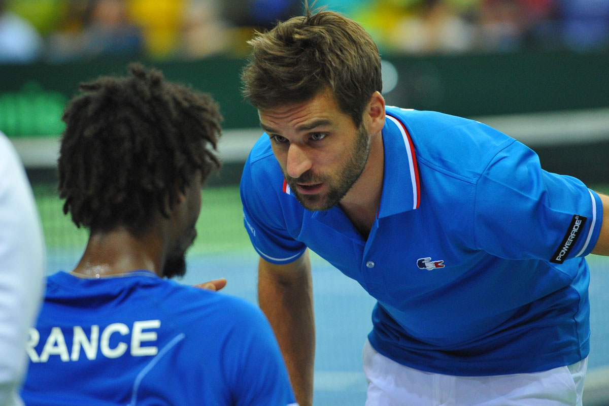 Arnaud cl ment les raisons d 39 une viction coupe davis - Arnaud clement coupe davis ...