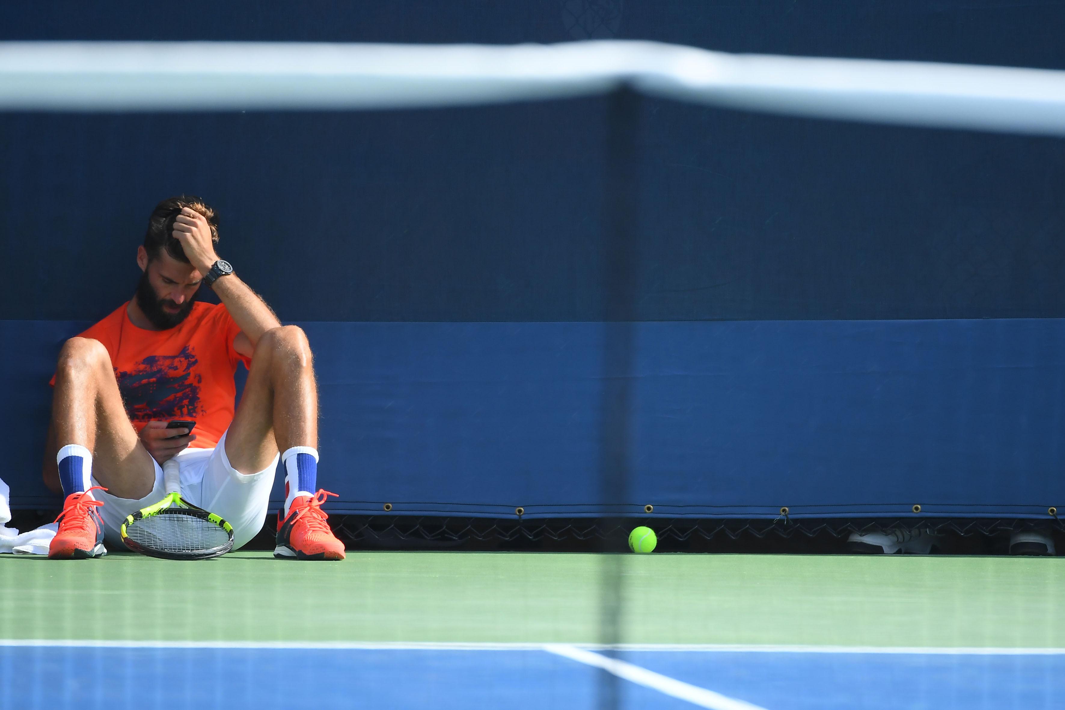 Tennis - Coupe Davis - Benoît Paire déplore de n'avoir «aucune nouvelle» de Yannick Noah