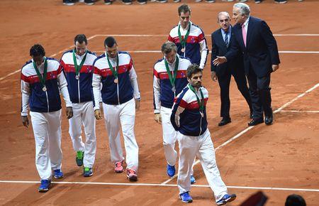 Tennis : Coupe Davis - Ce qu?aura r�v�l� le feuilleton Noah