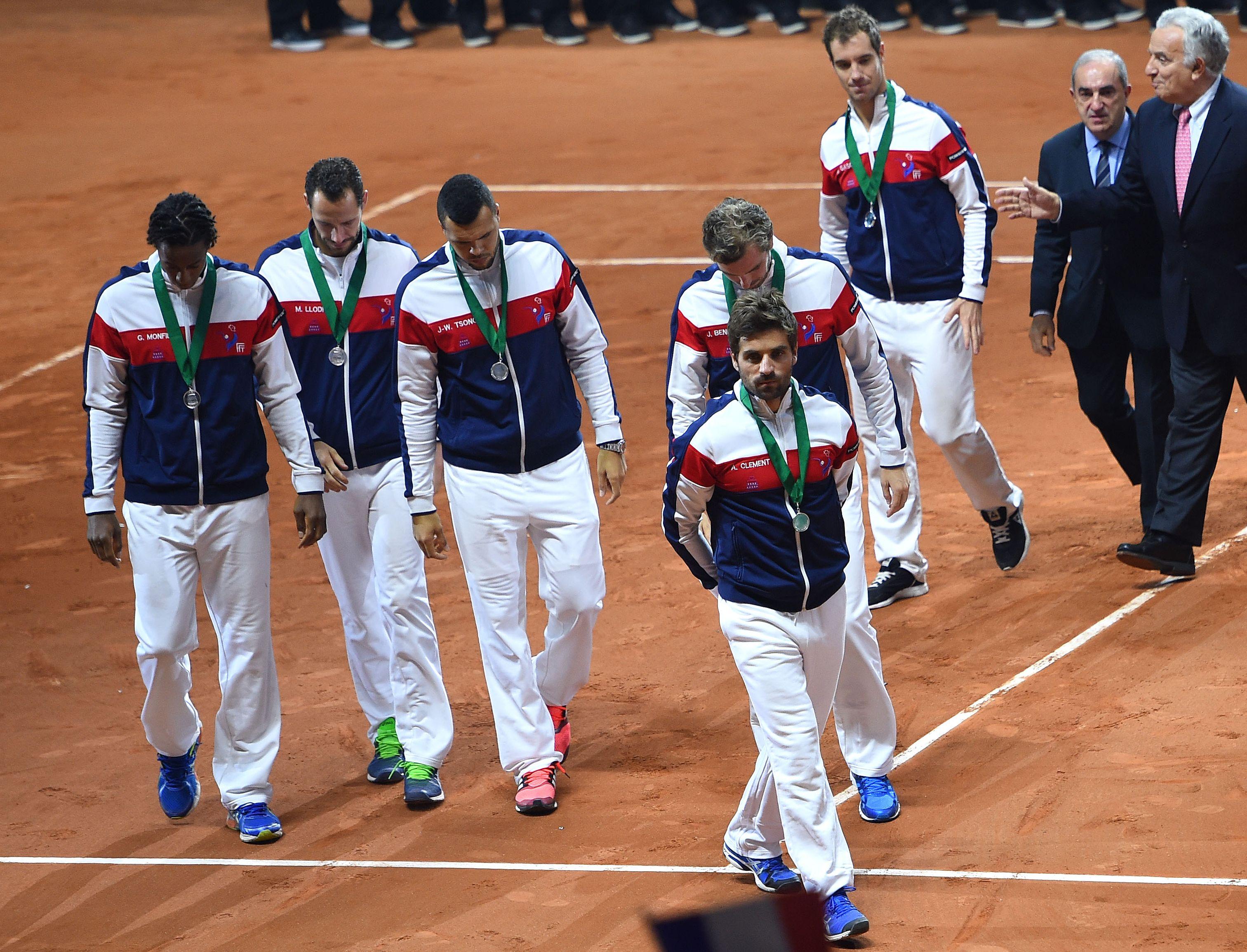 Tennis - Coupe Davis - Coupe Davis : 16 ans d'infortune pour les Bleus
