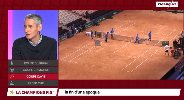 Tennis - Coupe Davis - Coupe Davis : 2018, la fin d'une ère