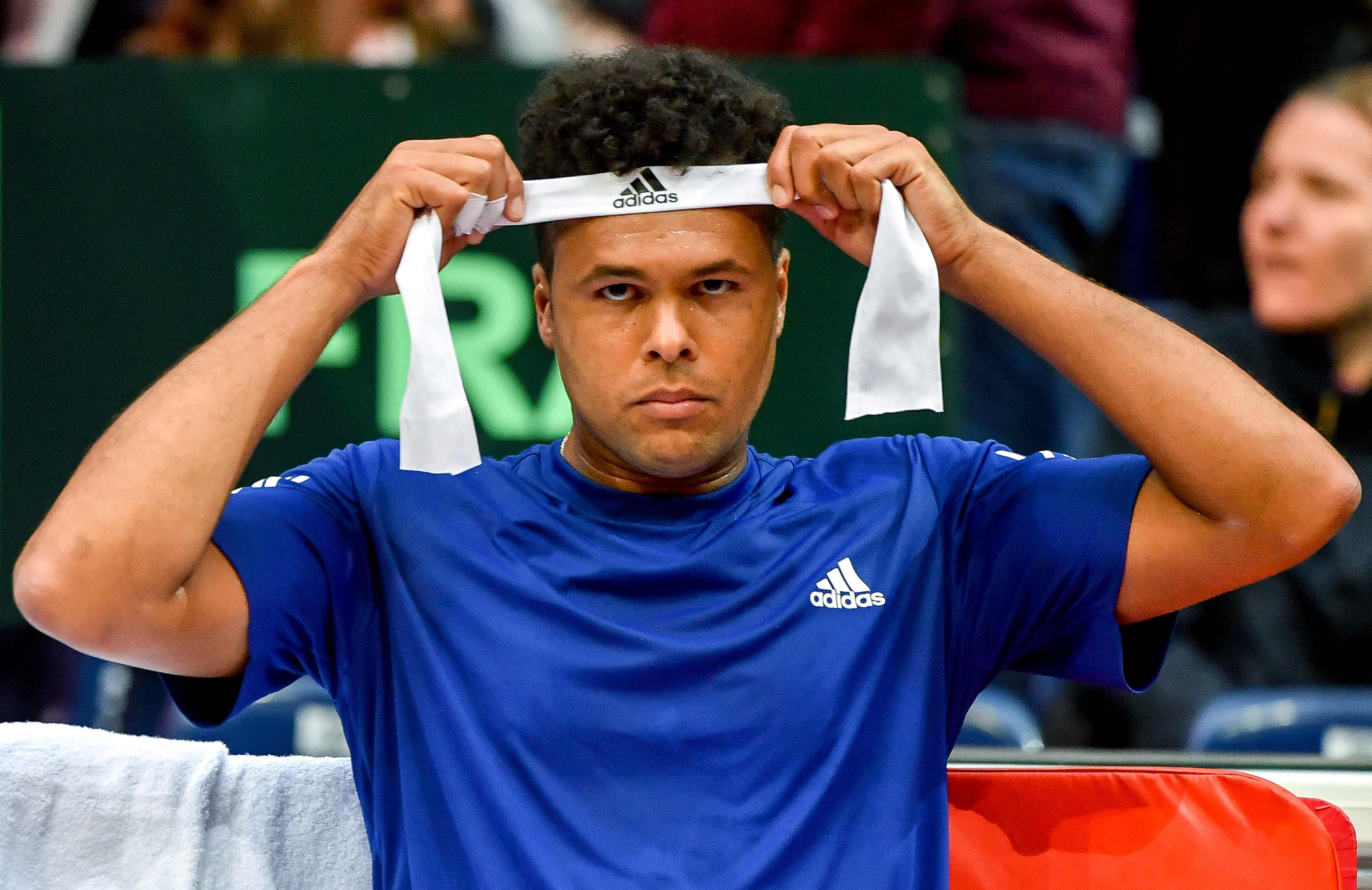 Tennis - Coupe Davis - Coupe Davis : en leader, Tsonga doit terminer le travail