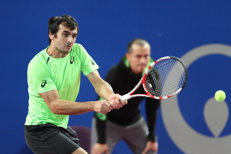 Actualite sportive : Tennis - </b>Coupe Davis - Coupe Davis  : </b>Florent Serra candidat pour le capitanat des Bleus