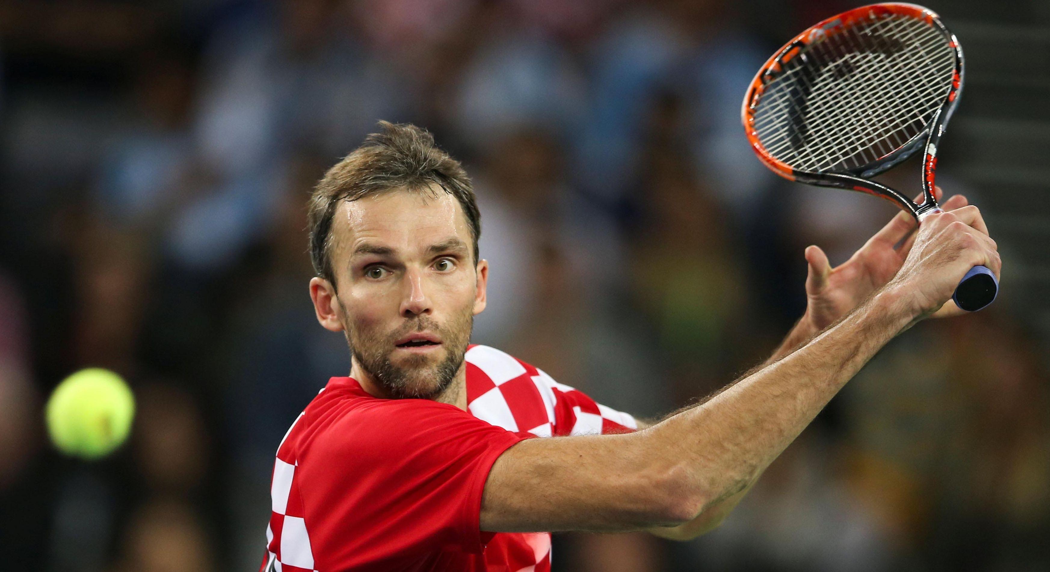 Tennis - Coupe Davis - Coupe Davis : Karlovic-Delbonis en direct