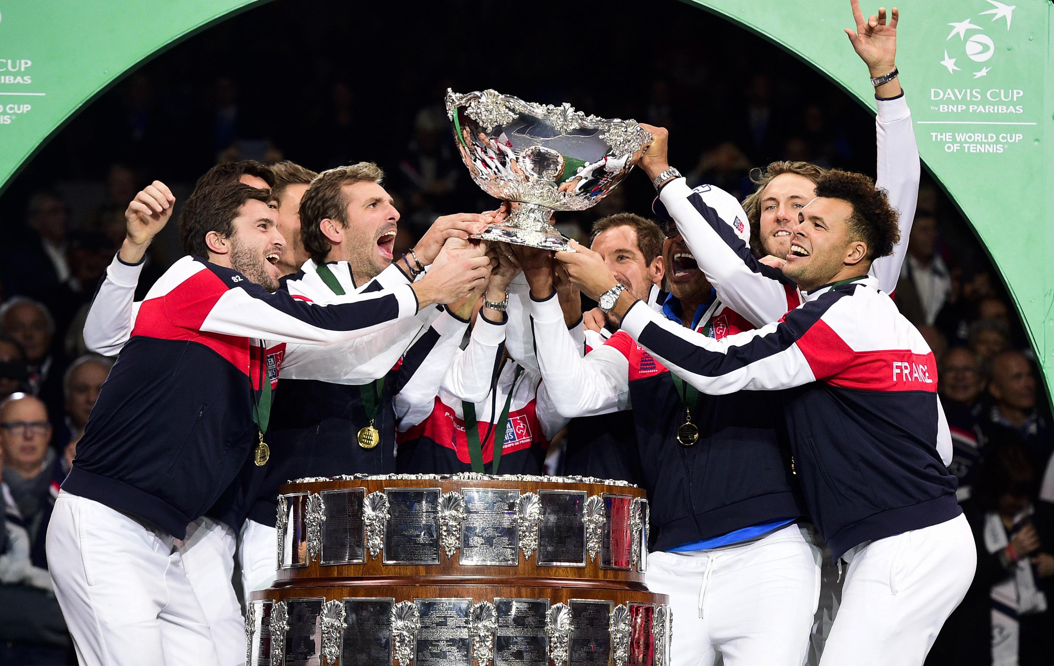 Tennis - Coupe Davis - Coupe Davis : la nouvelle formule a été adoptée