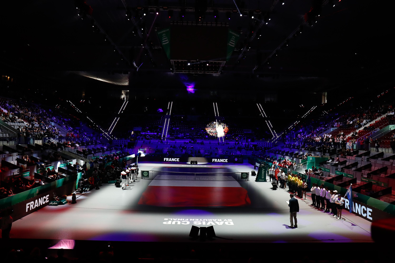 Tennis - Coupe Davis - Coupe Davis: les supporters français passent leur tour à Madrid