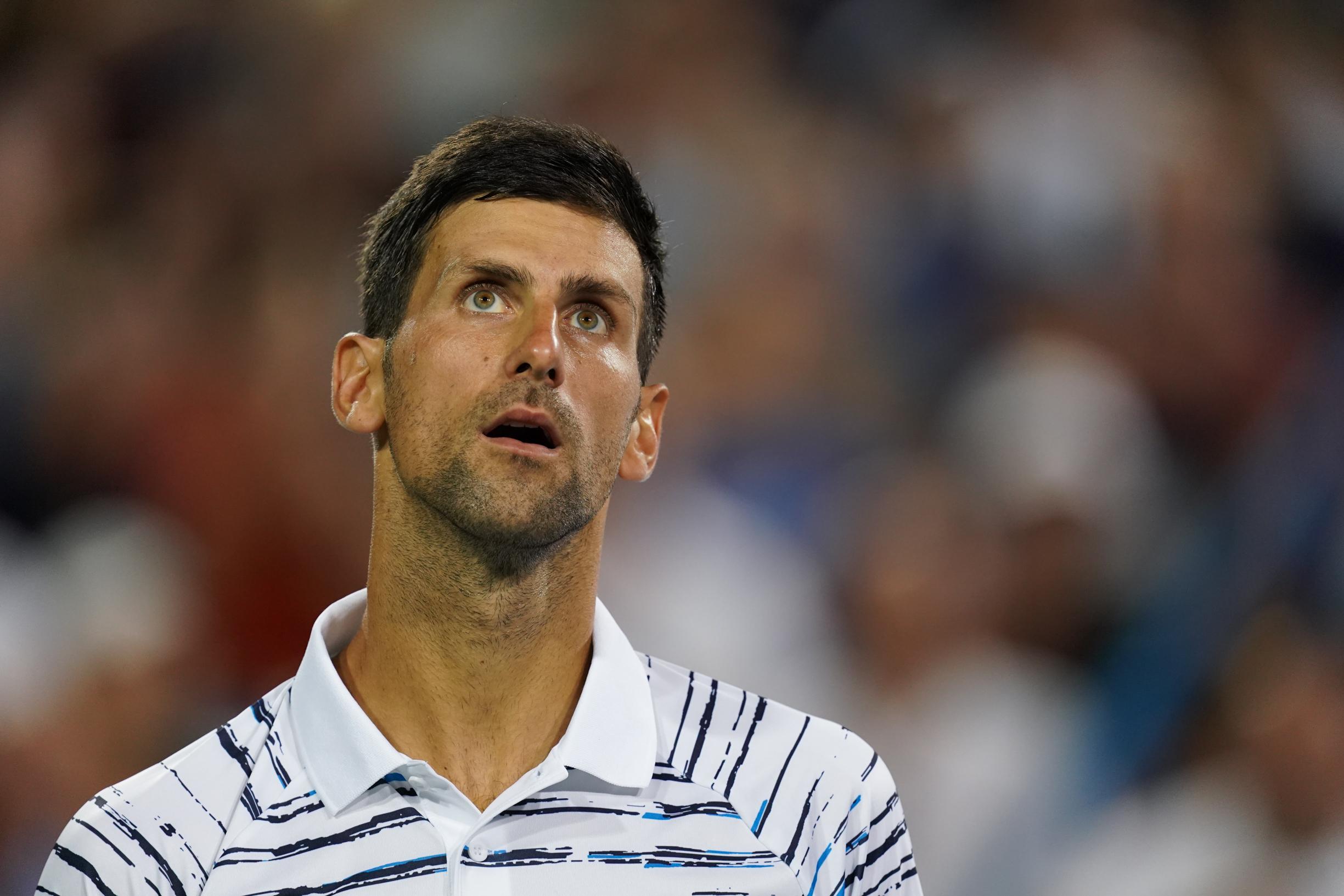 Tennis - Coupe Davis - Coupe Davis : Djokovic rejoint Nadal au casting de la phase finale à Madrid
