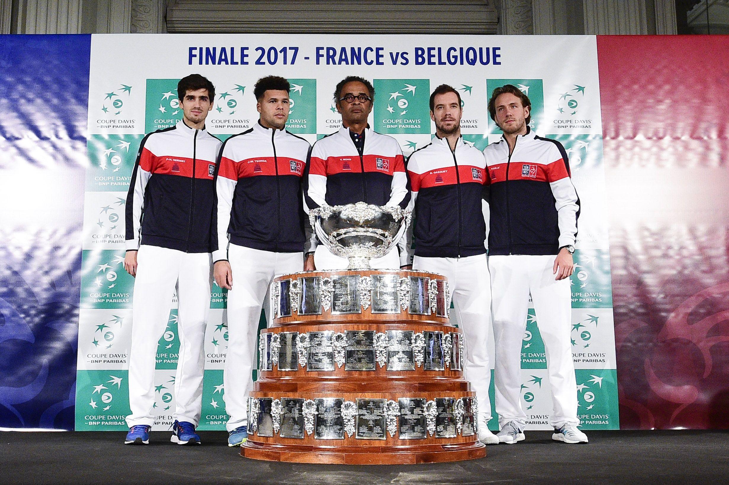 Tennis - Coupe Davis - Coupe Davis : une si longue attente…
