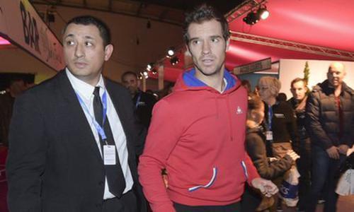 Forfait à Marseille, Gasquet a «préféré faire gaffe» - Coupe Davis - Tennis -