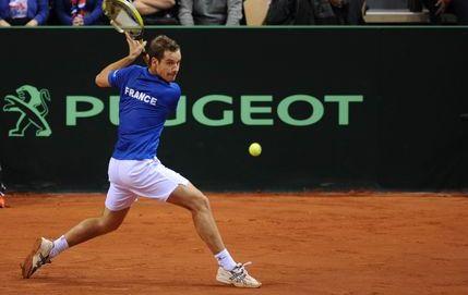 Tennis : Coupe Davis - </b>Les Bleus passent l'obstacle australien