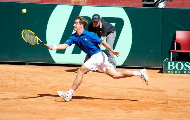 Tennis : Coupe Davis - Gasquet pr�f�r� � Monfils